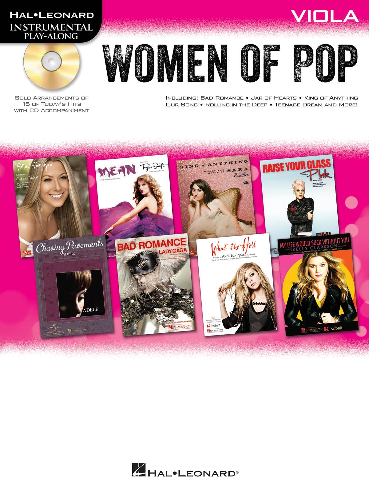 Women of Pop - Viola: Viola Solo: Instrumental Album