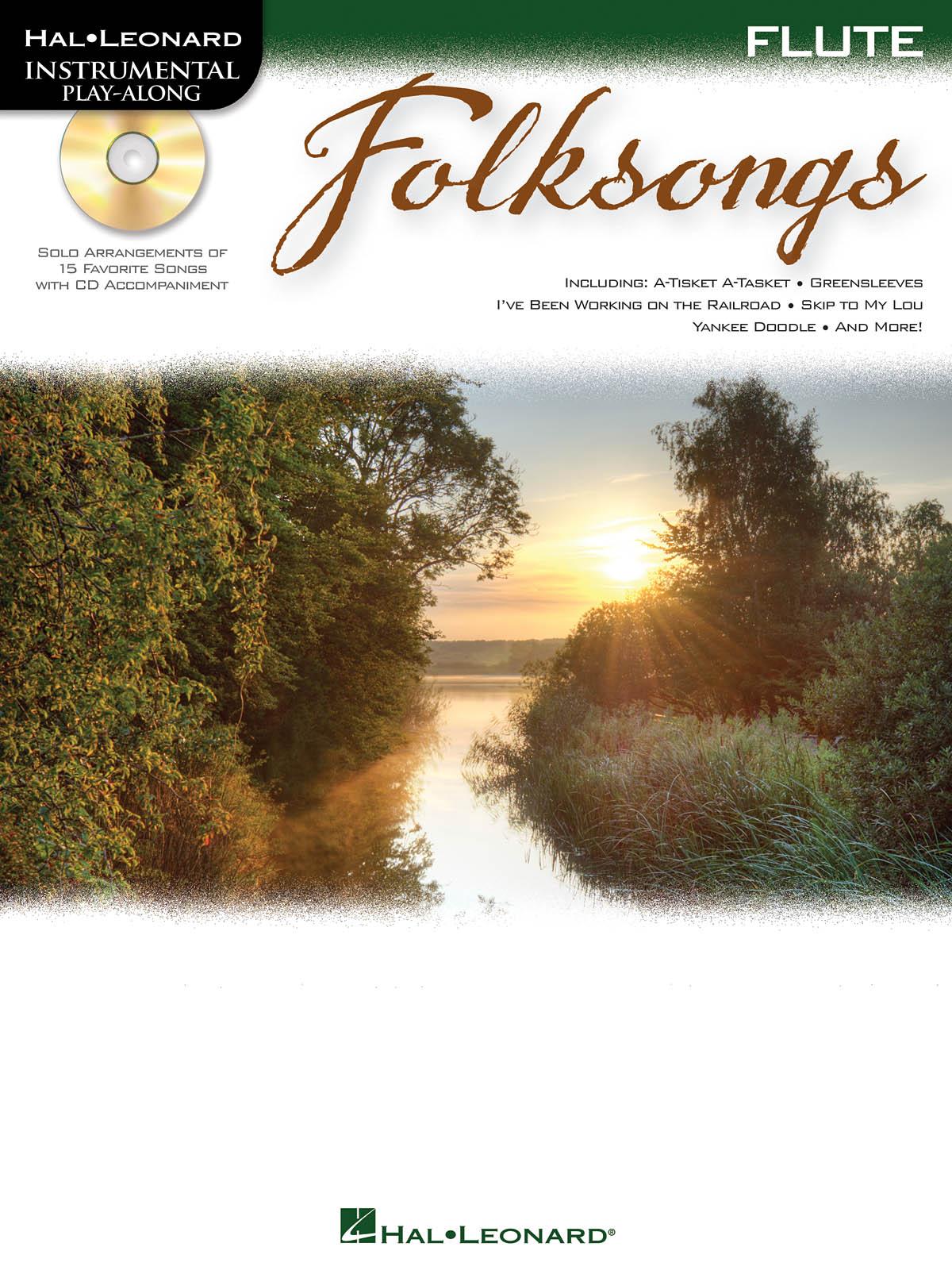 Folksongs - Flute: Flute Solo: Instrumental Album