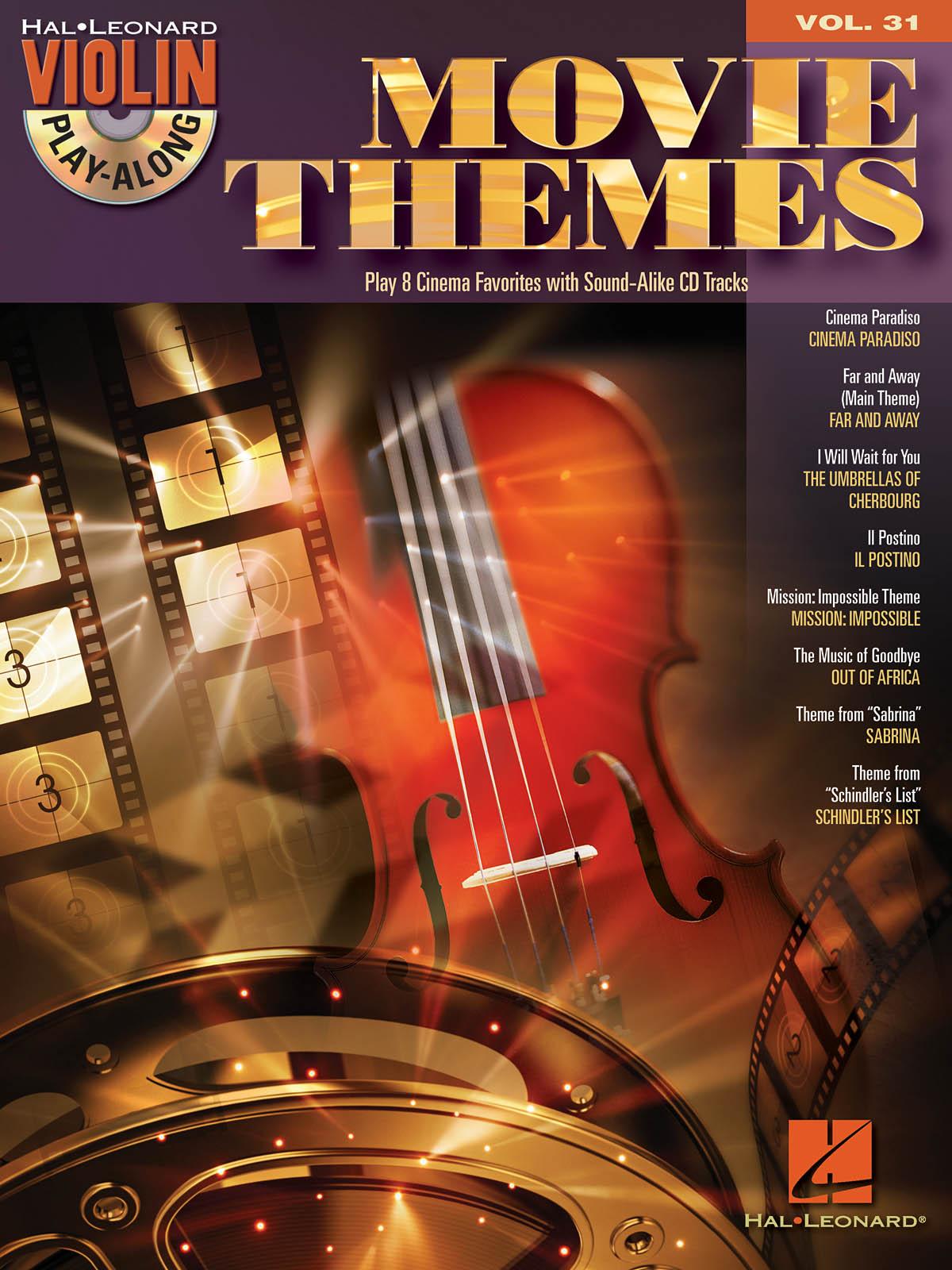 Movie Themes: Violin Solo: Instrumental Album
