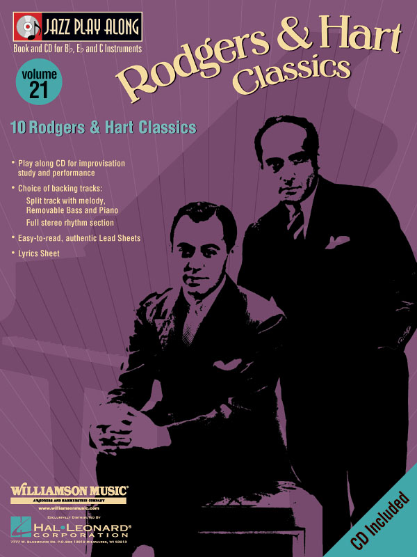 Lorenz Hart Richard Rodgers: Rodgers & Hart Classics: Jazz Ensemble: