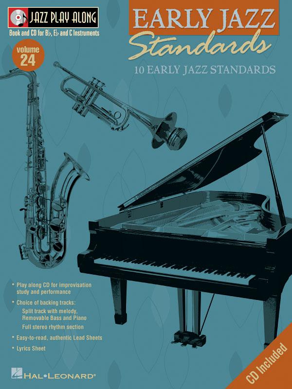 Early Jazz Standards: Jazz Ensemble: Score