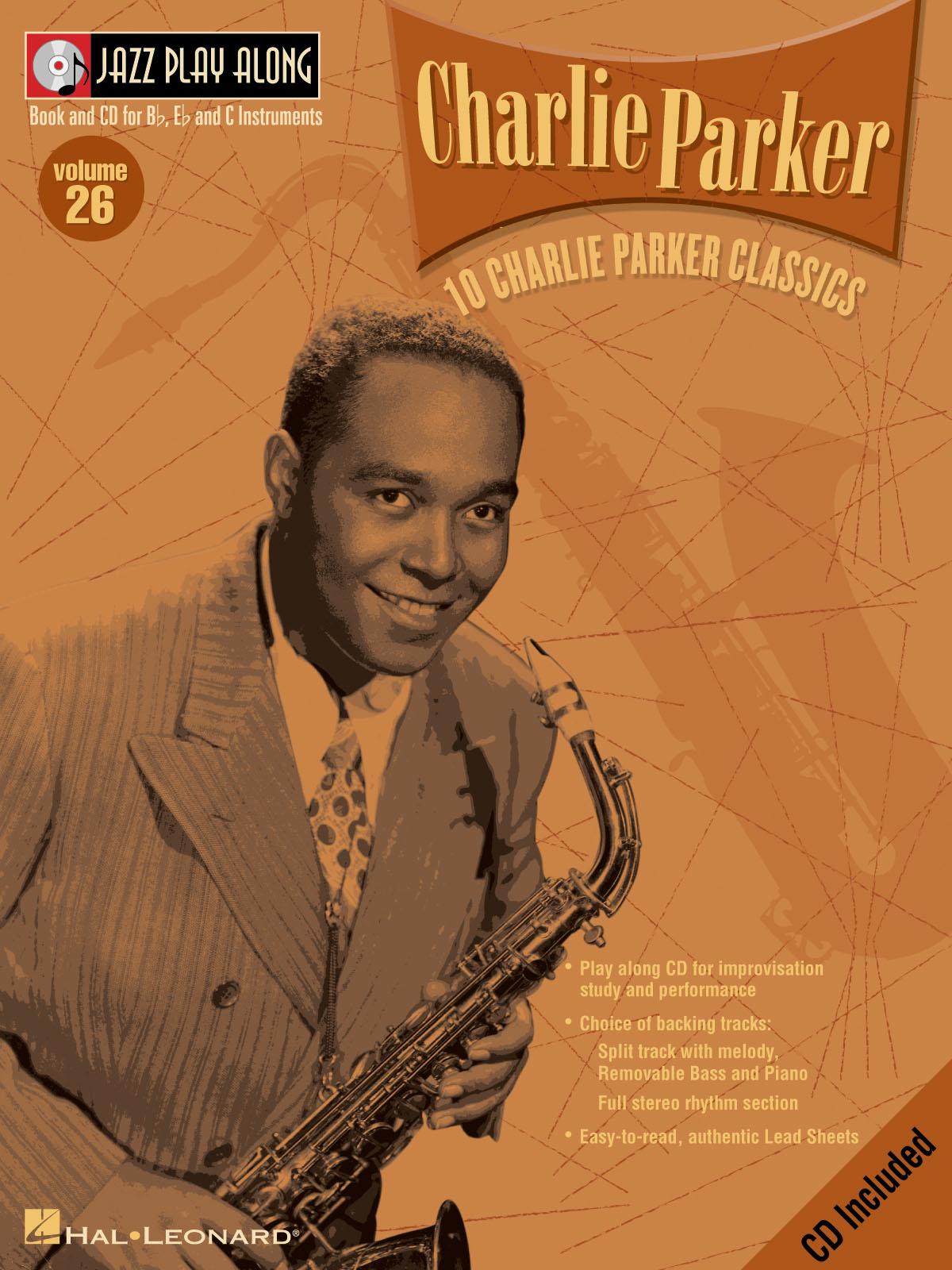 Charlie Parker: Charlie Parker: Jazz Ensemble: Instrumental Album
