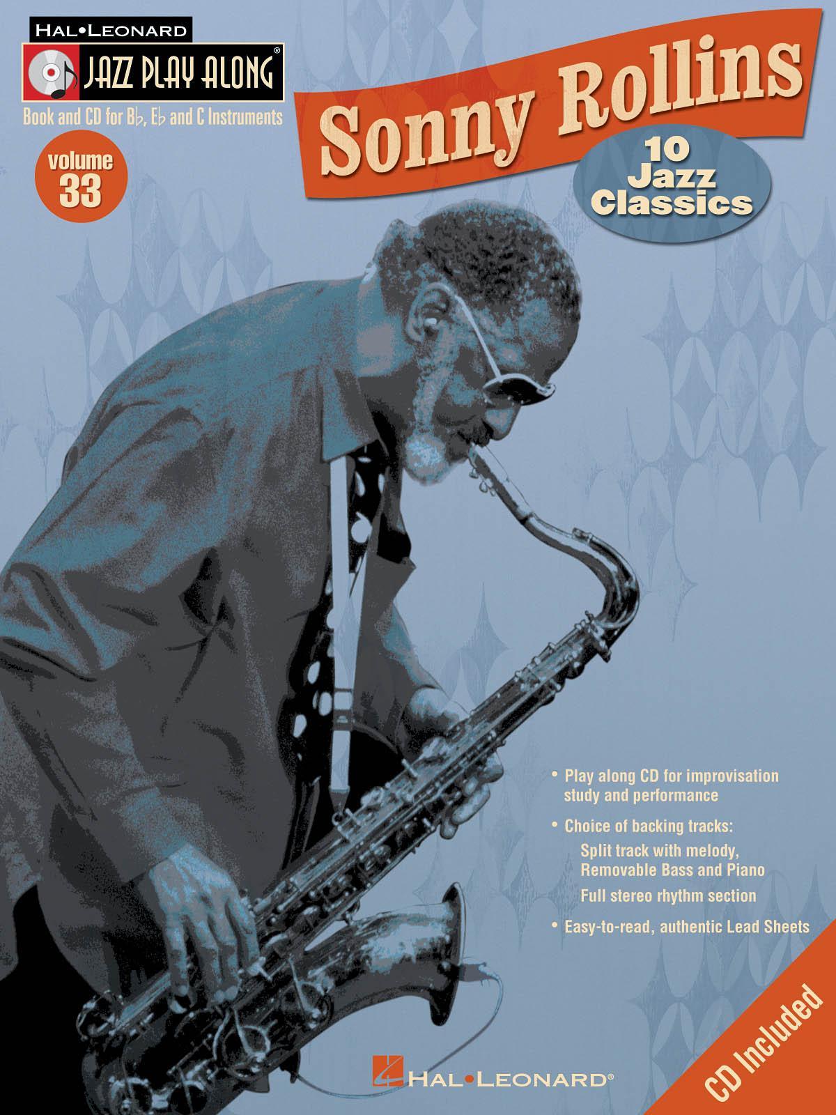 Sonny Rollins: Sonny Rollins: Jazz Ensemble: Instrumental Album