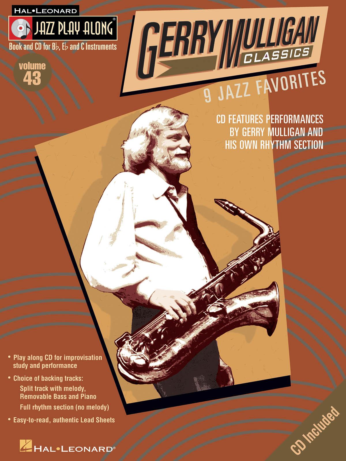 Gerry Mulligan: Gerry Mulligan Classics: Jazz Ensemble: Instrumental Album