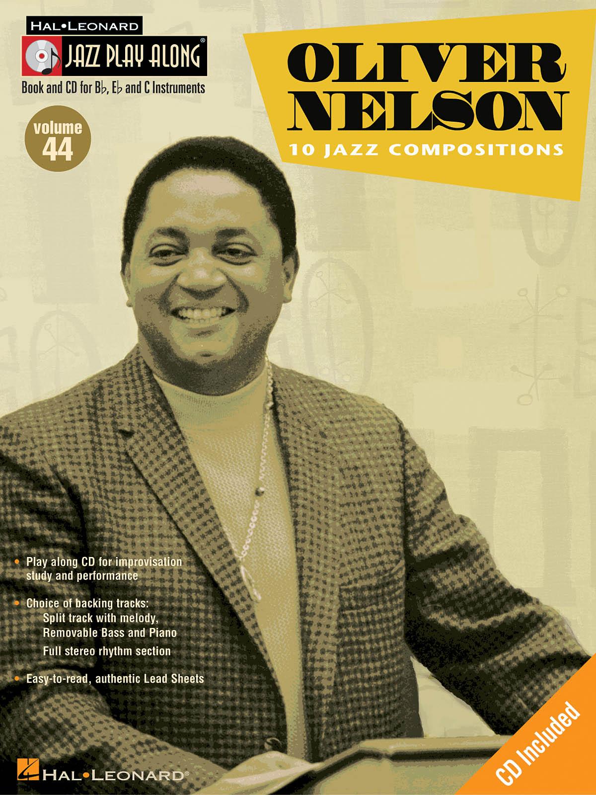 Oliver Nelson: Oliver Nelson: Any Instrument: Instrumental Album
