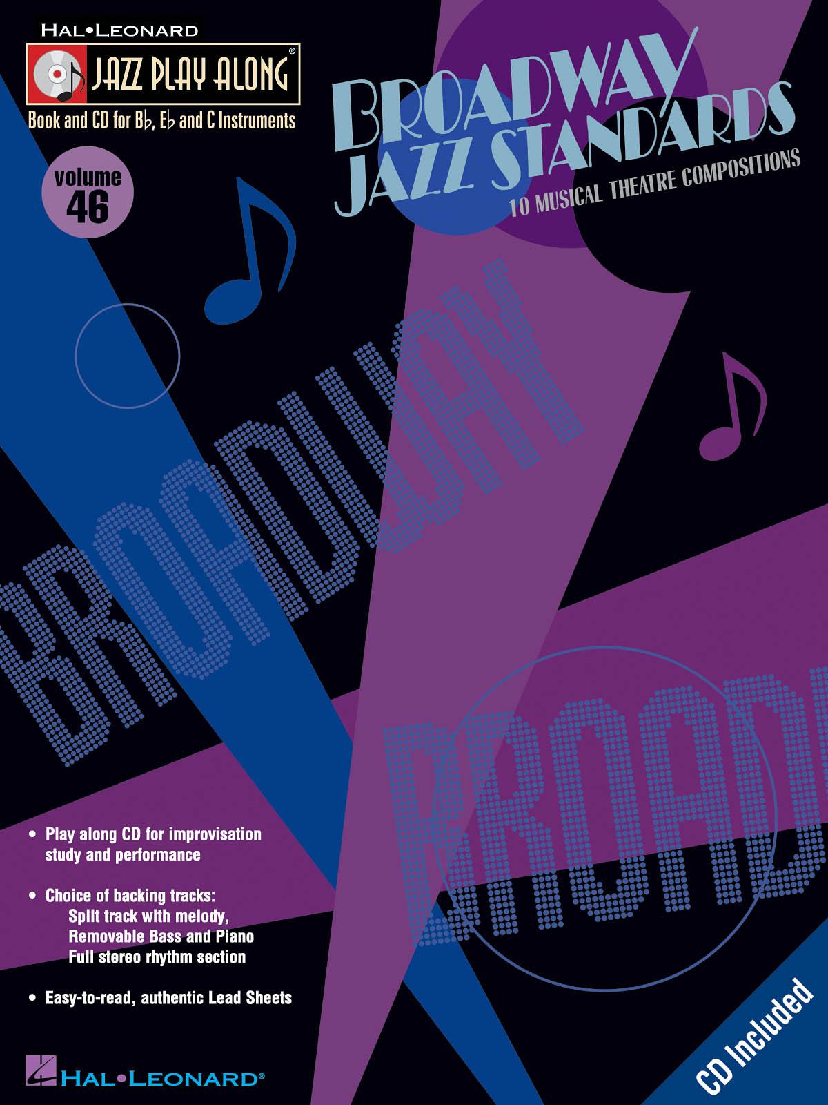Broadway Jazz Standards: Jazz Ensemble: Score