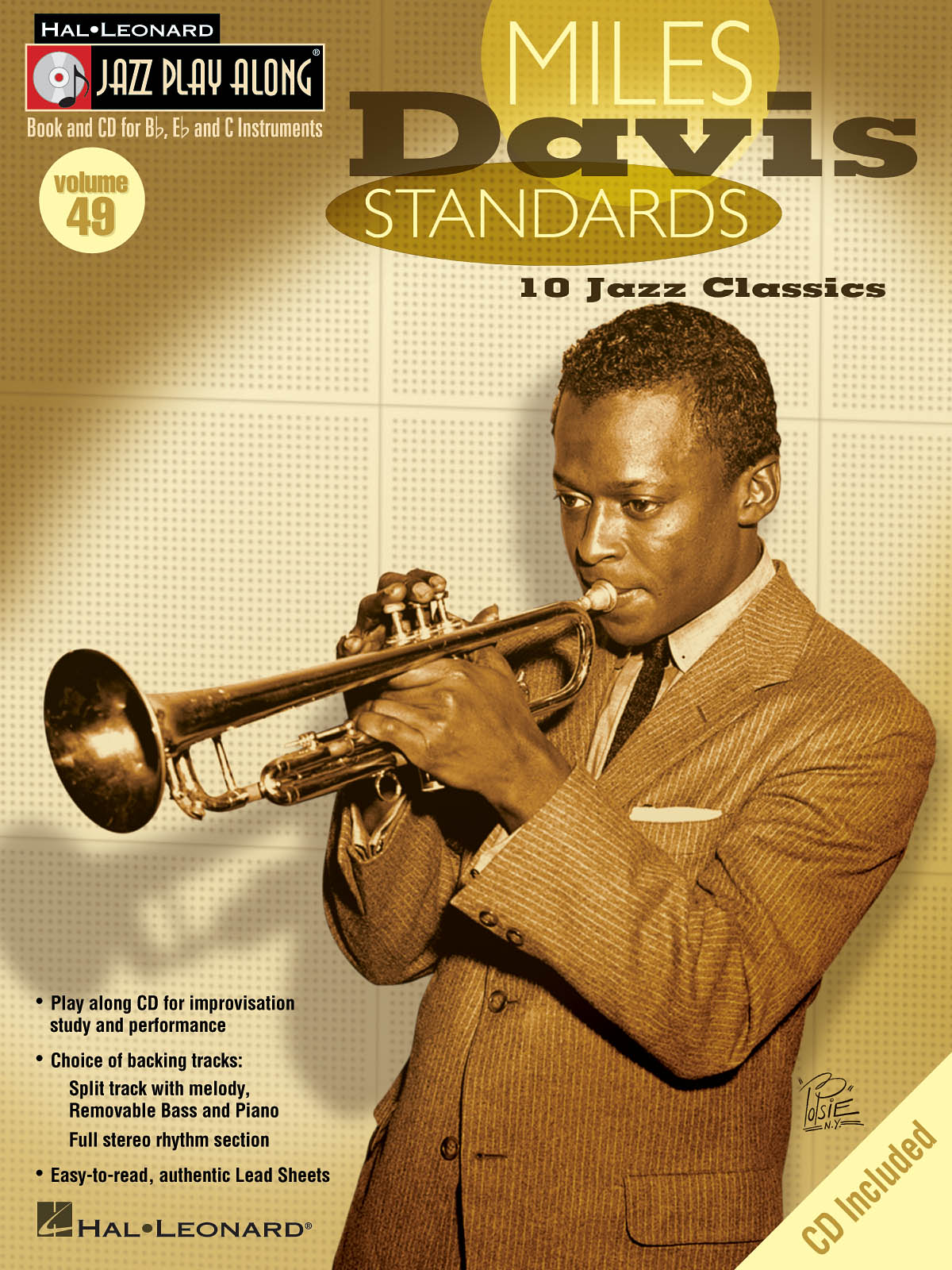 Miles Davis: Miles Davis Standards: Jazz Ensemble: Instrumental Album