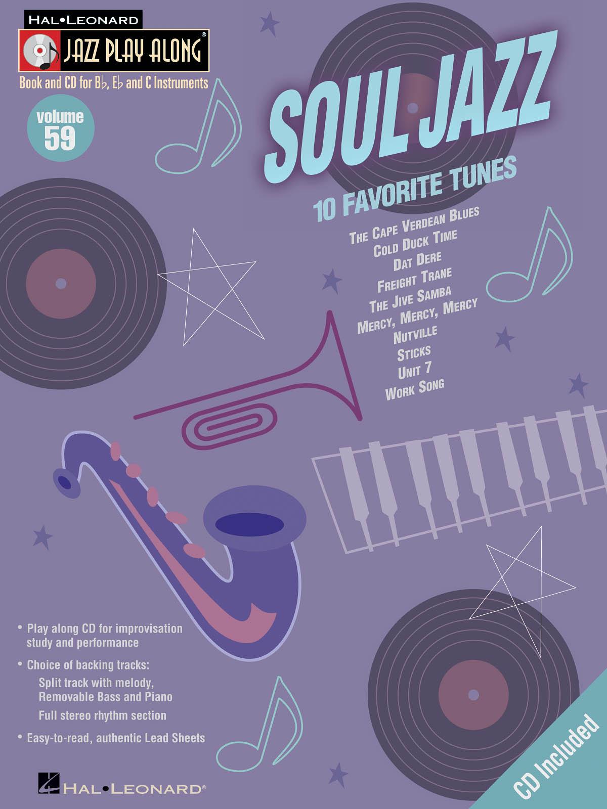 Soul Jazz: Jazz Ensemble: Instrumental Album