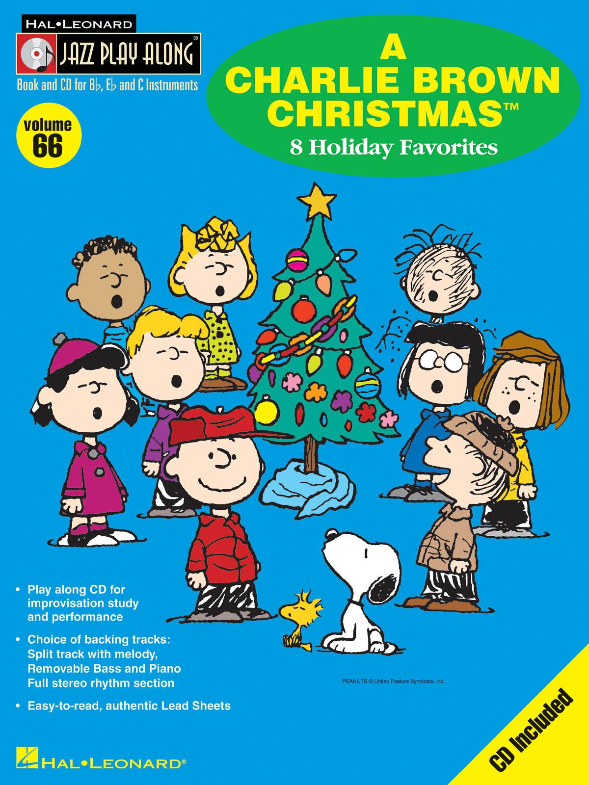 Vince Guaraldi: A Charlie Brown Christmas: Jazz Ensemble: Instrumental Album