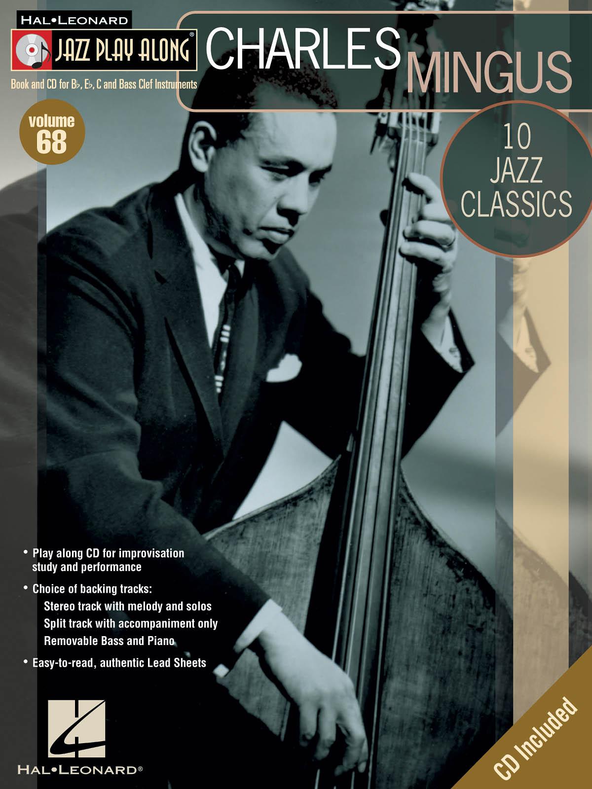 Charles Mingus: Charles Mingus: Bass Guitar Solo: Instrumental Album