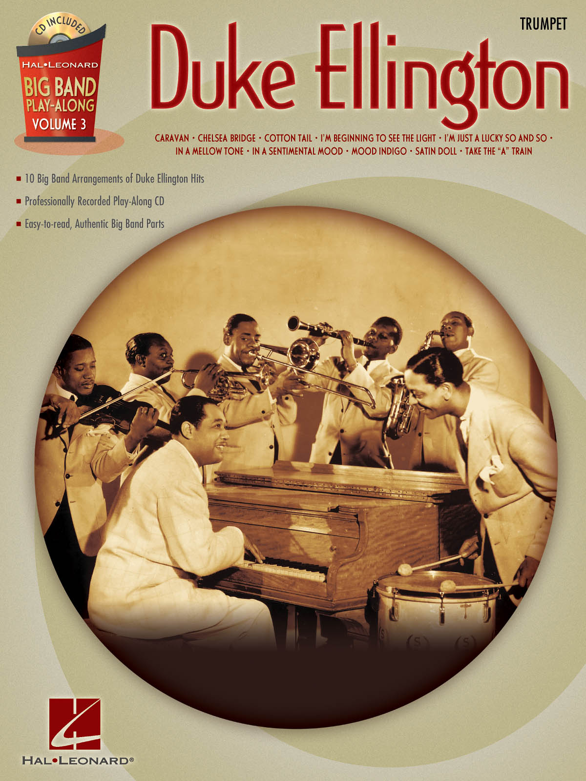 Duke Ellington: Duke Ellington - Trumpet: Trumpet Solo: Instrumental Album