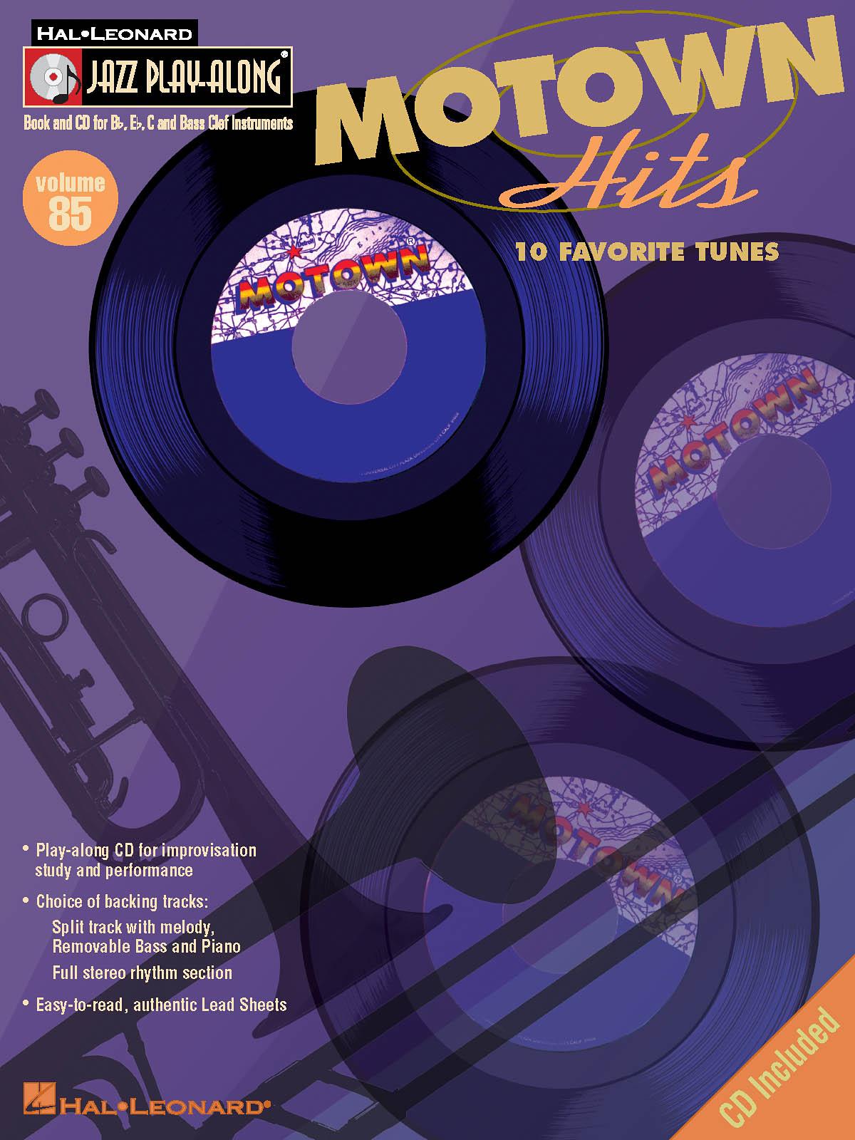 Motown Hits: Jazz Ensemble: Instrumental Album