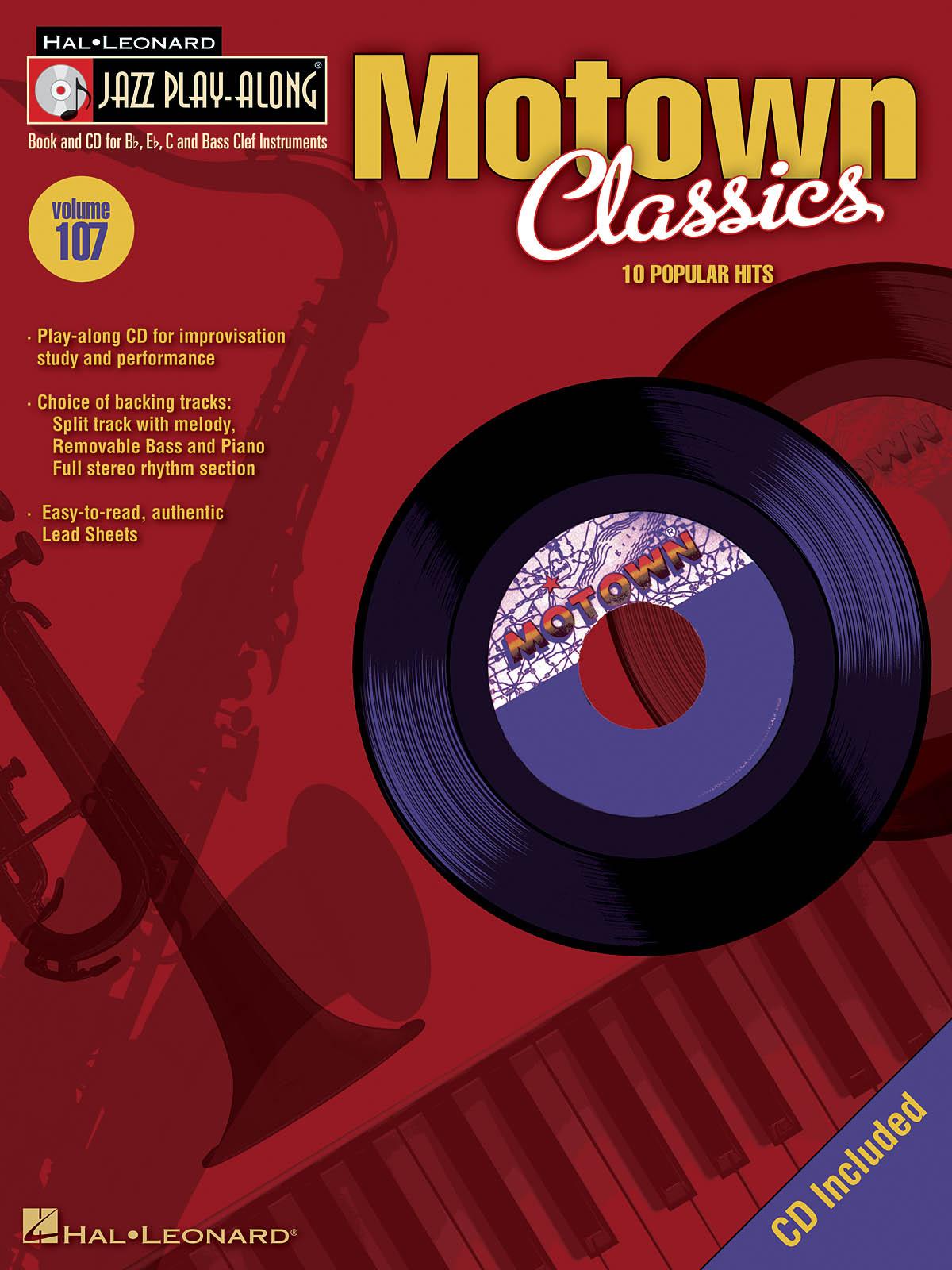 Motown Classics: Jazz Ensemble: Instrumental Album