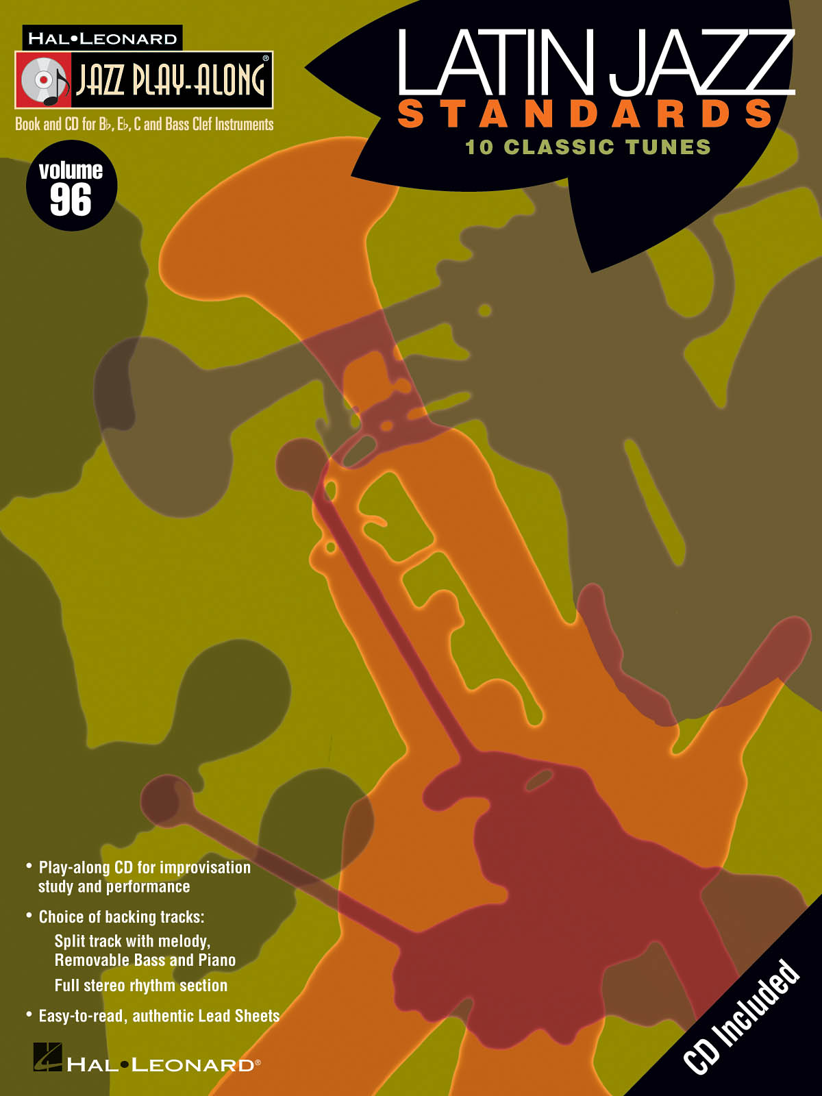 Latin Jazz Standards: Jazz Ensemble: Instrumental Album
