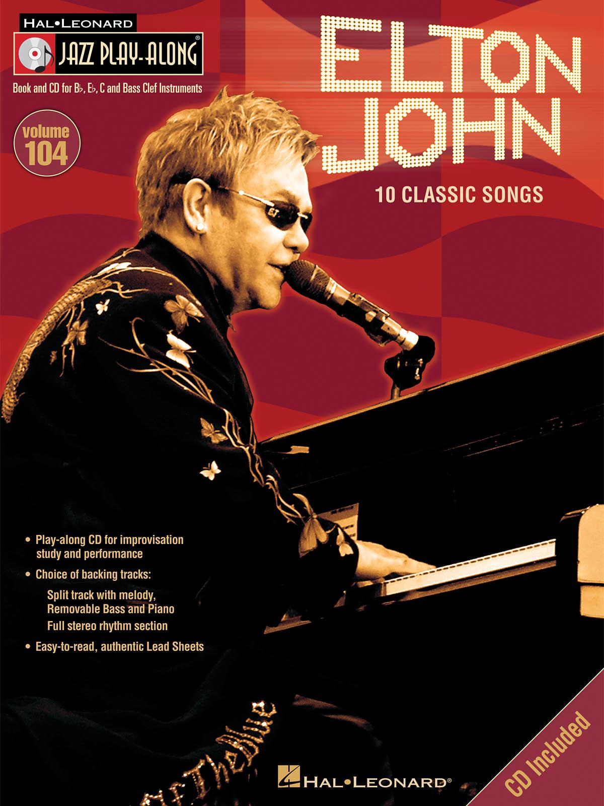 Elton John: Elton John: Jazz Ensemble: Instrumental Album