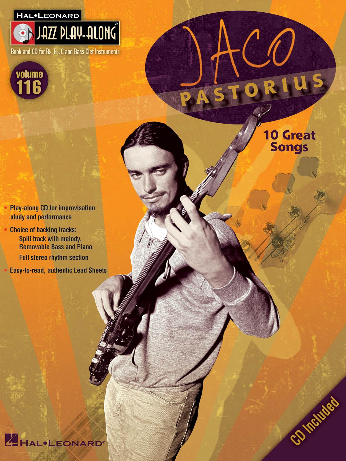 Jaco Pastorius: Jaco Pastorius: Jazz Ensemble: Backing Tracks