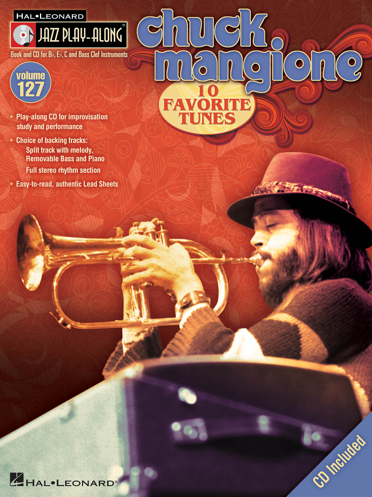 Chuck Mangione: Chuck Mangione: Jazz Ensemble: Instrumental Album