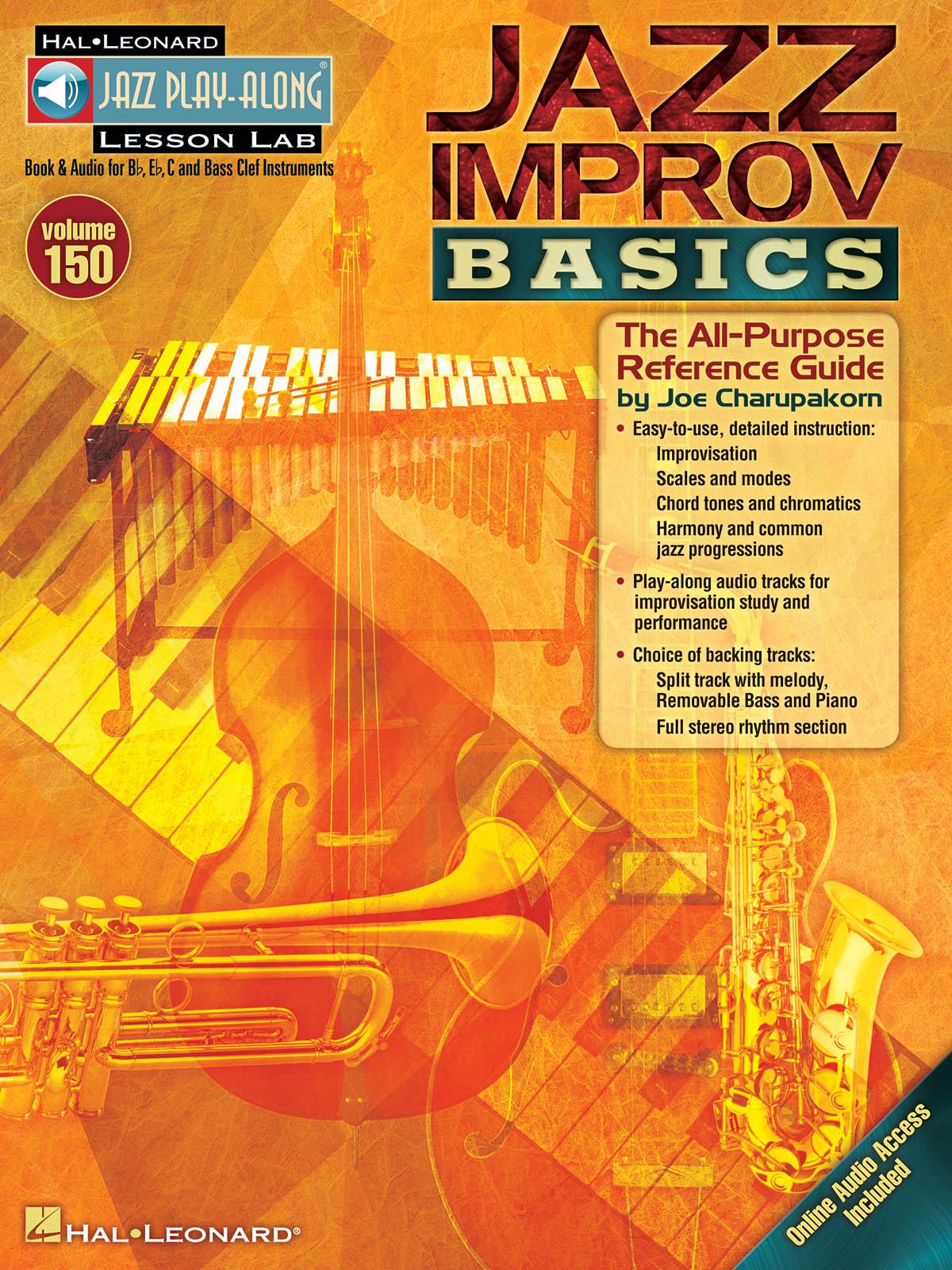 Jazz Improv Basics: Jazz Ensemble: Instrumental Album