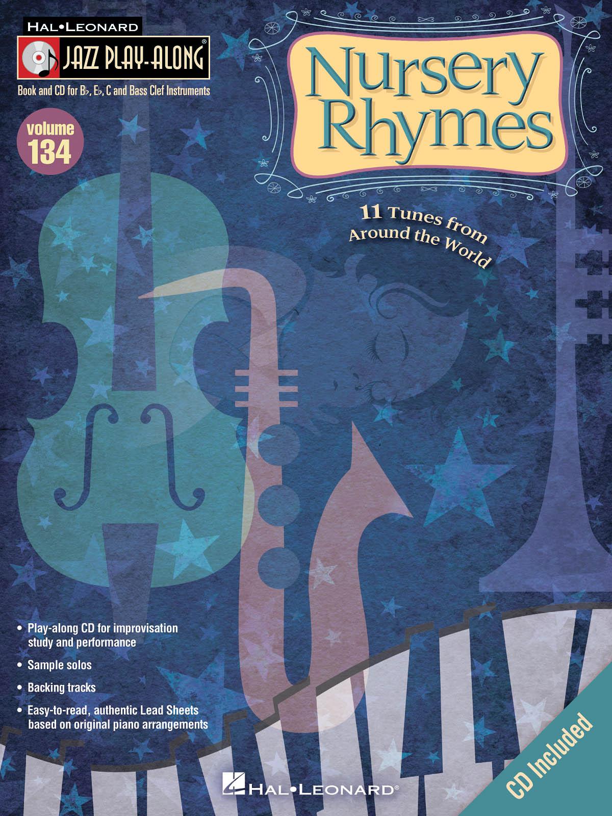 Nursery Rhymes: Jazz Ensemble: Instrumental Album