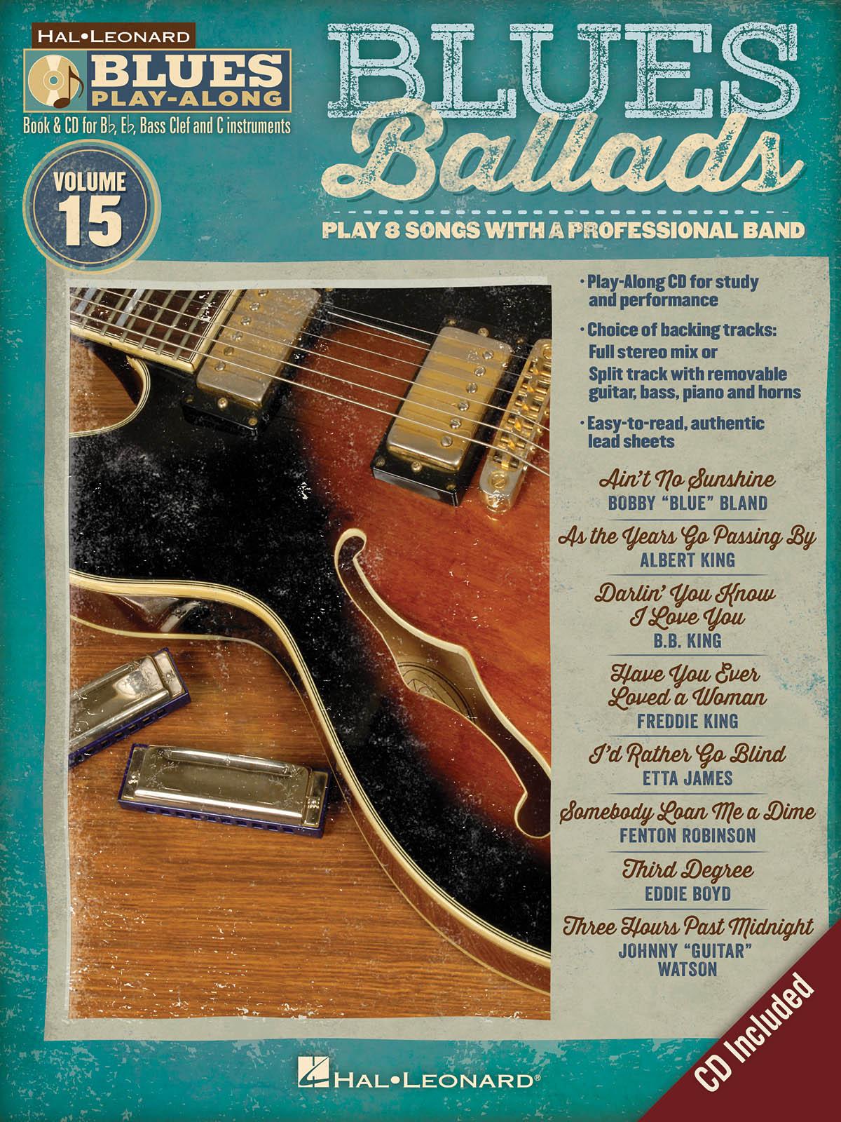 Blues Ballads: Jazz Ensemble: Instrumental Album