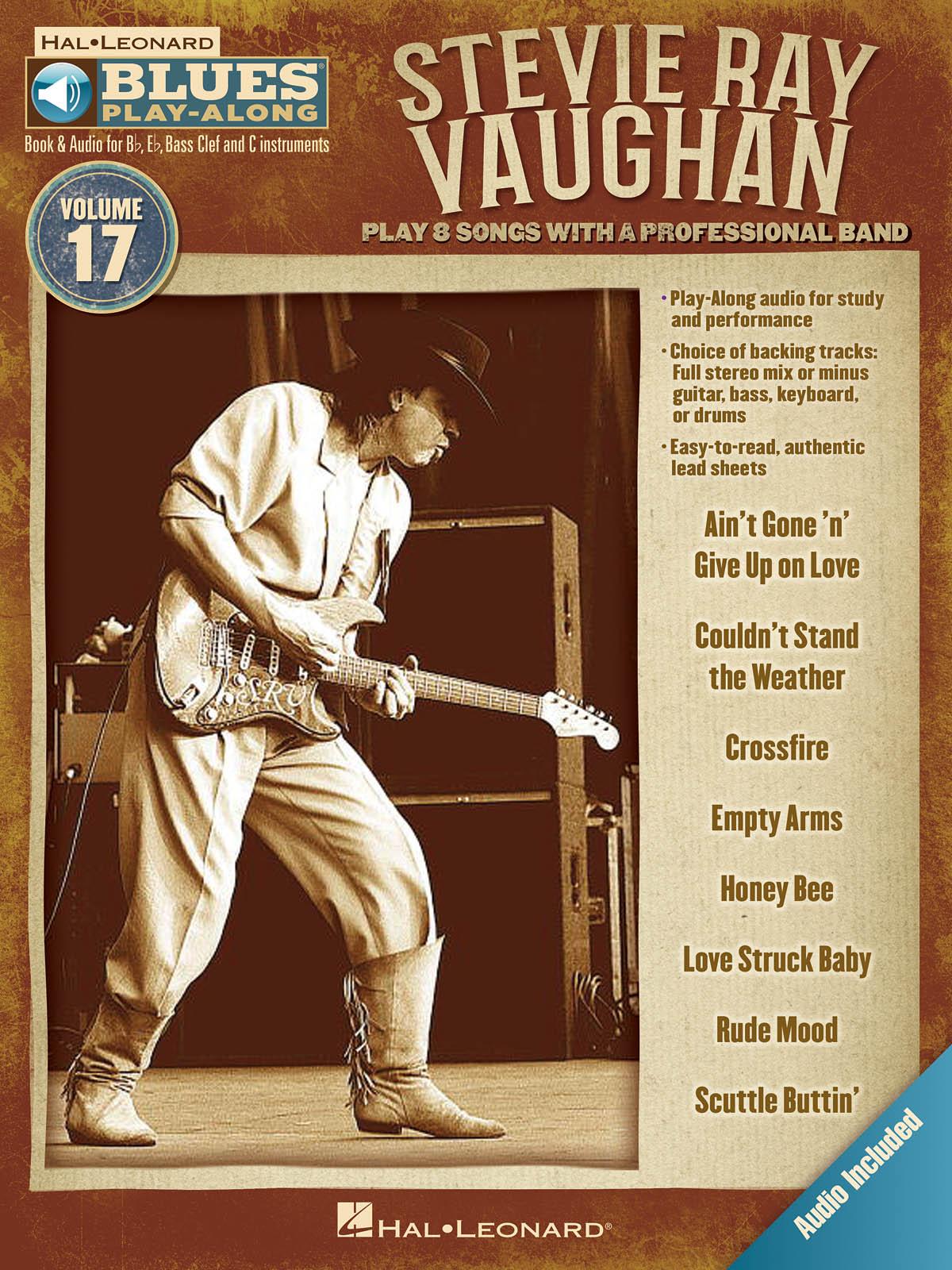 Stevie Ray Vaughan: Stevie Ray Vaughan: Jazz Ensemble: Artist Songbook