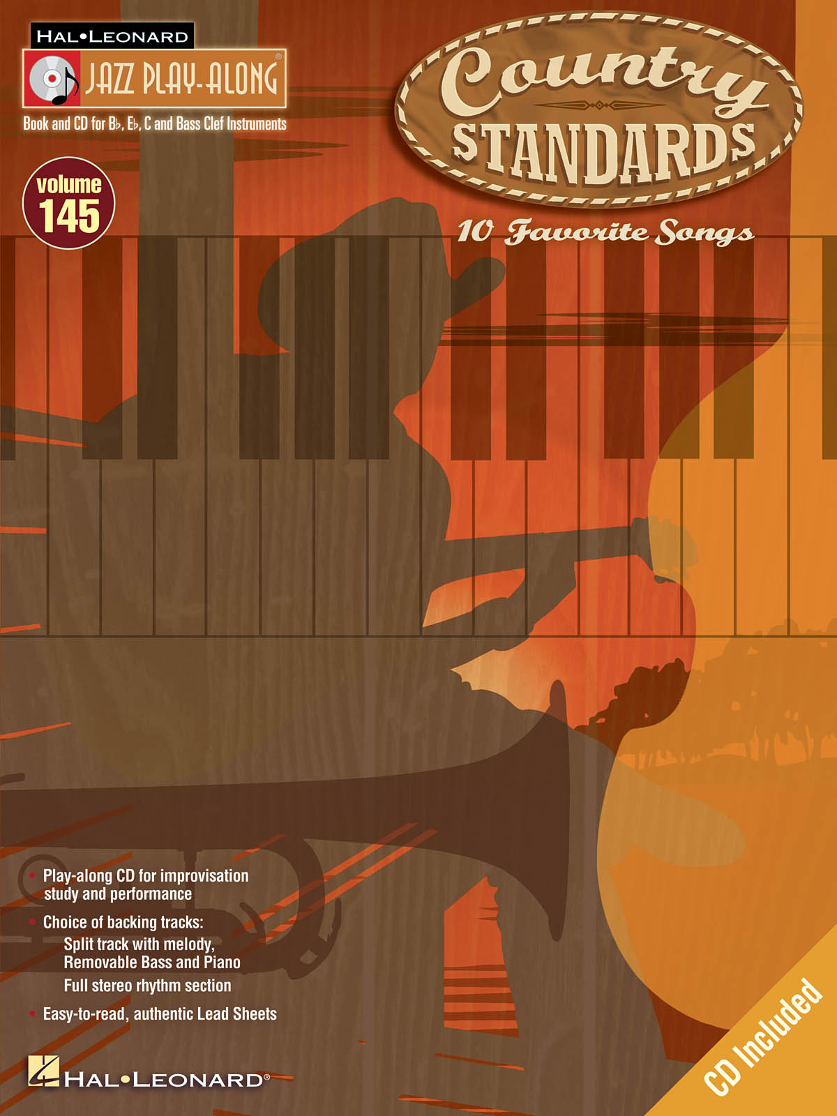 Country Standards: Jazz Ensemble: Instrumental Album