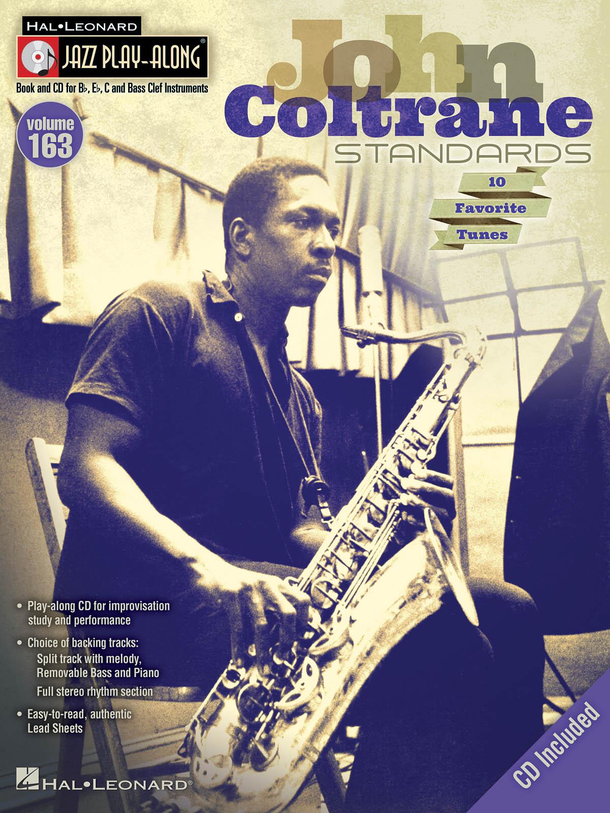 John Coltrane: John Coltrane Standards: Jazz Ensemble: Instrumental Album