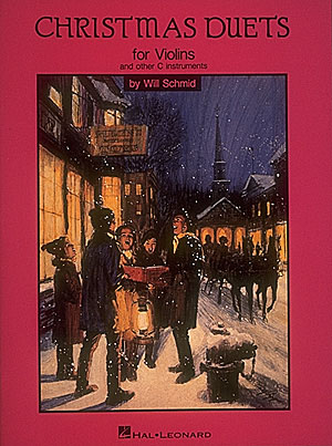 Christmas Duets: Violin Solo: Instrumental Album