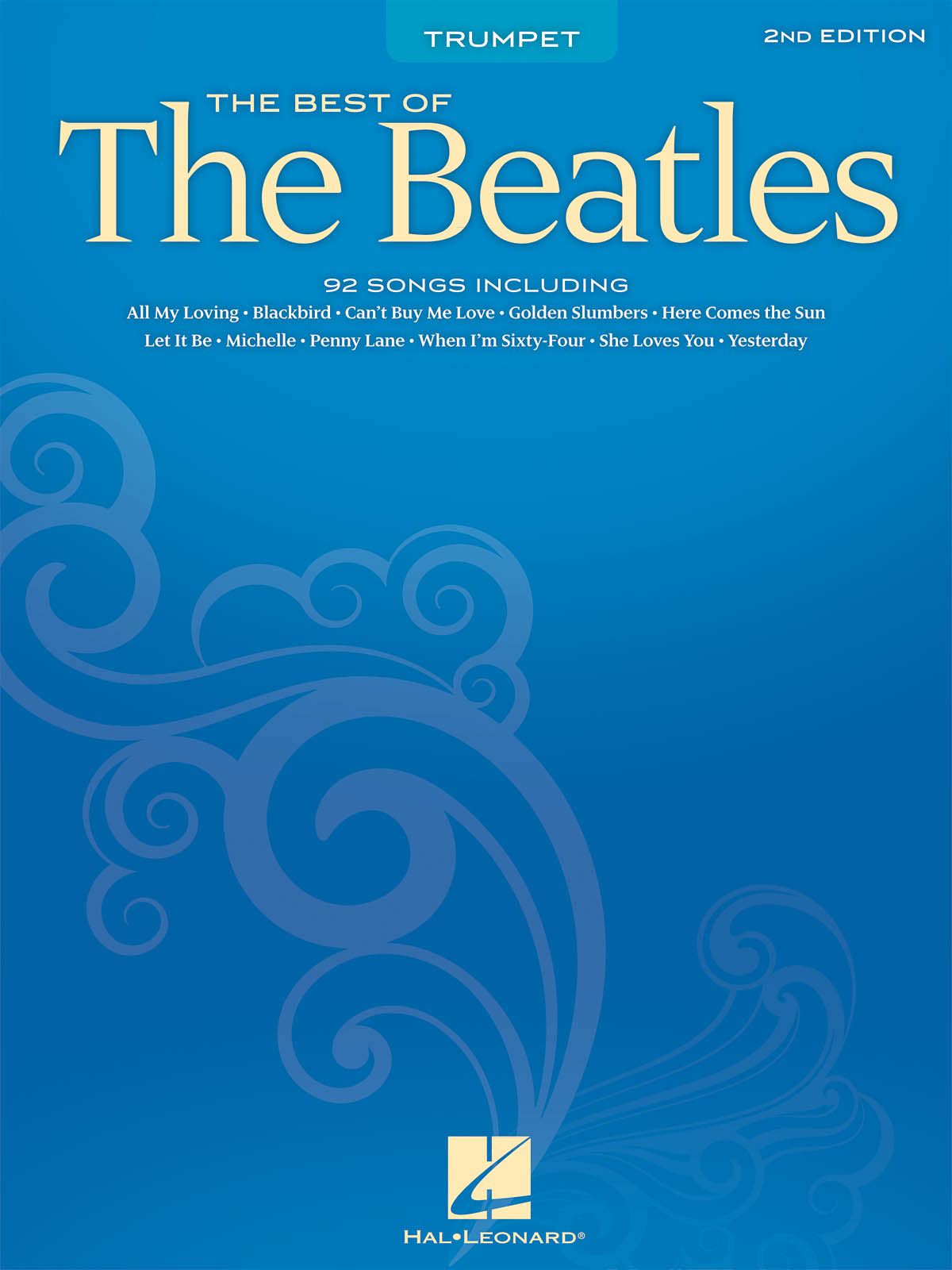 The Beatles: Best of the Beatles - 2nd Edition: Trumpet Solo: Instrumental Work