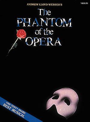 Andrew Lloyd Webber: The Phantom of the Opera: Violin Solo: Instrumental Album