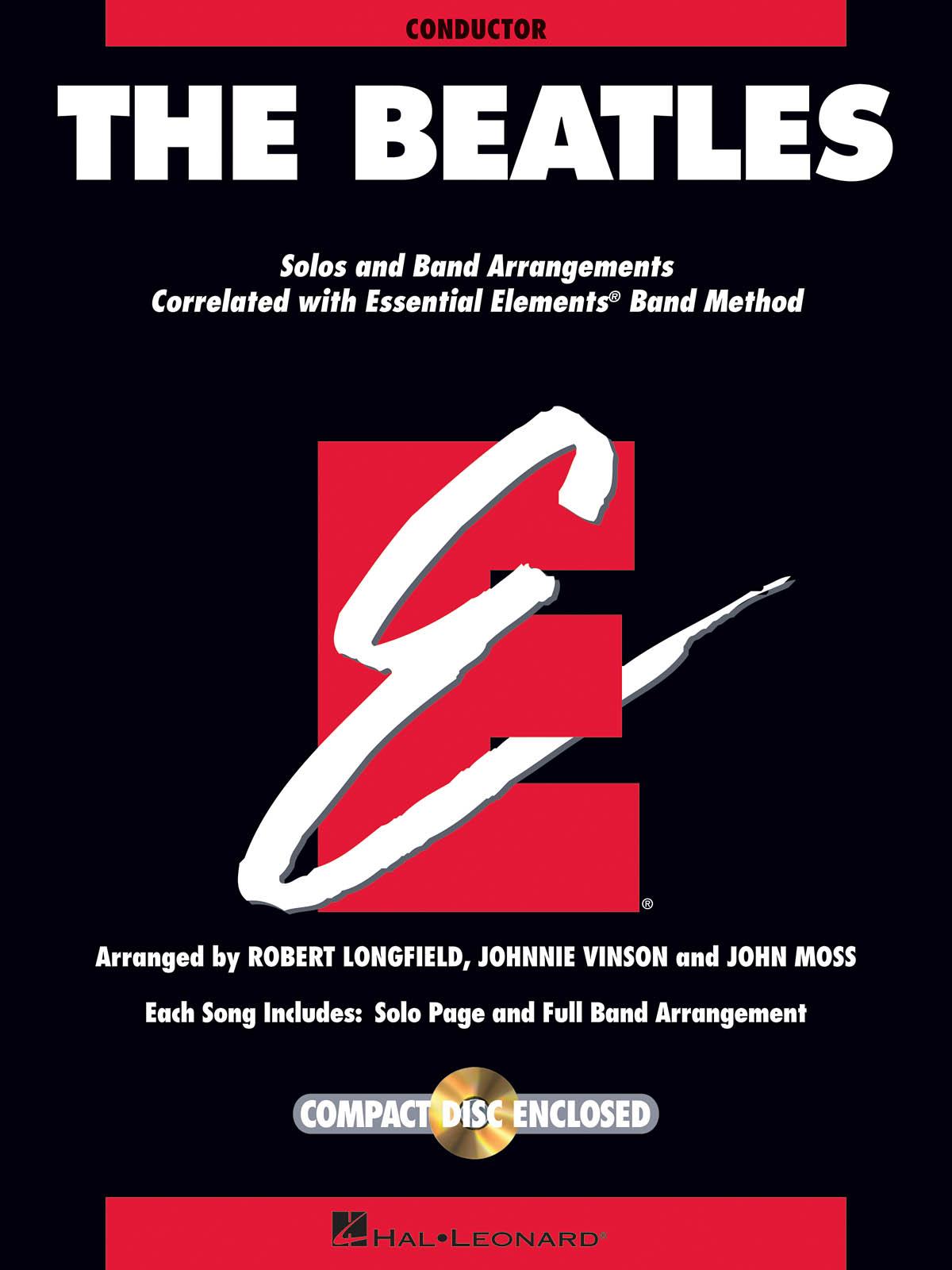 The Beatles: Essential Elements - The Beatles - Score: Concert Band: Score