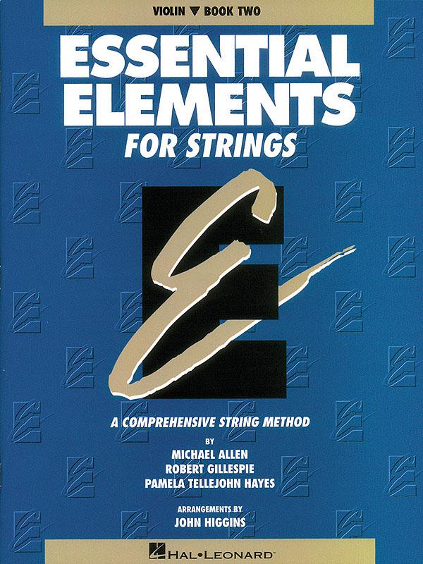 Essential Elements for Strings Book 2 - Violin: Violin: Part