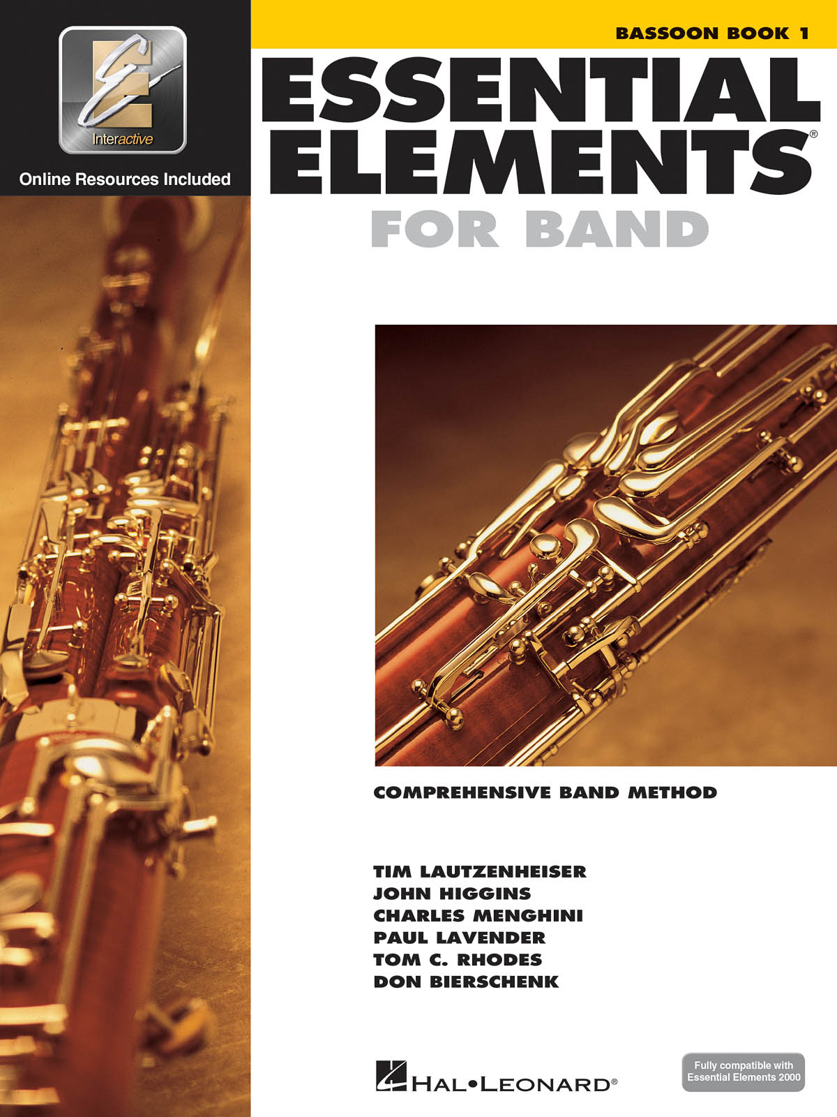 Essential Elements for Band - Book 1 - Bassoon: Concert Band: Instrumental Tutor