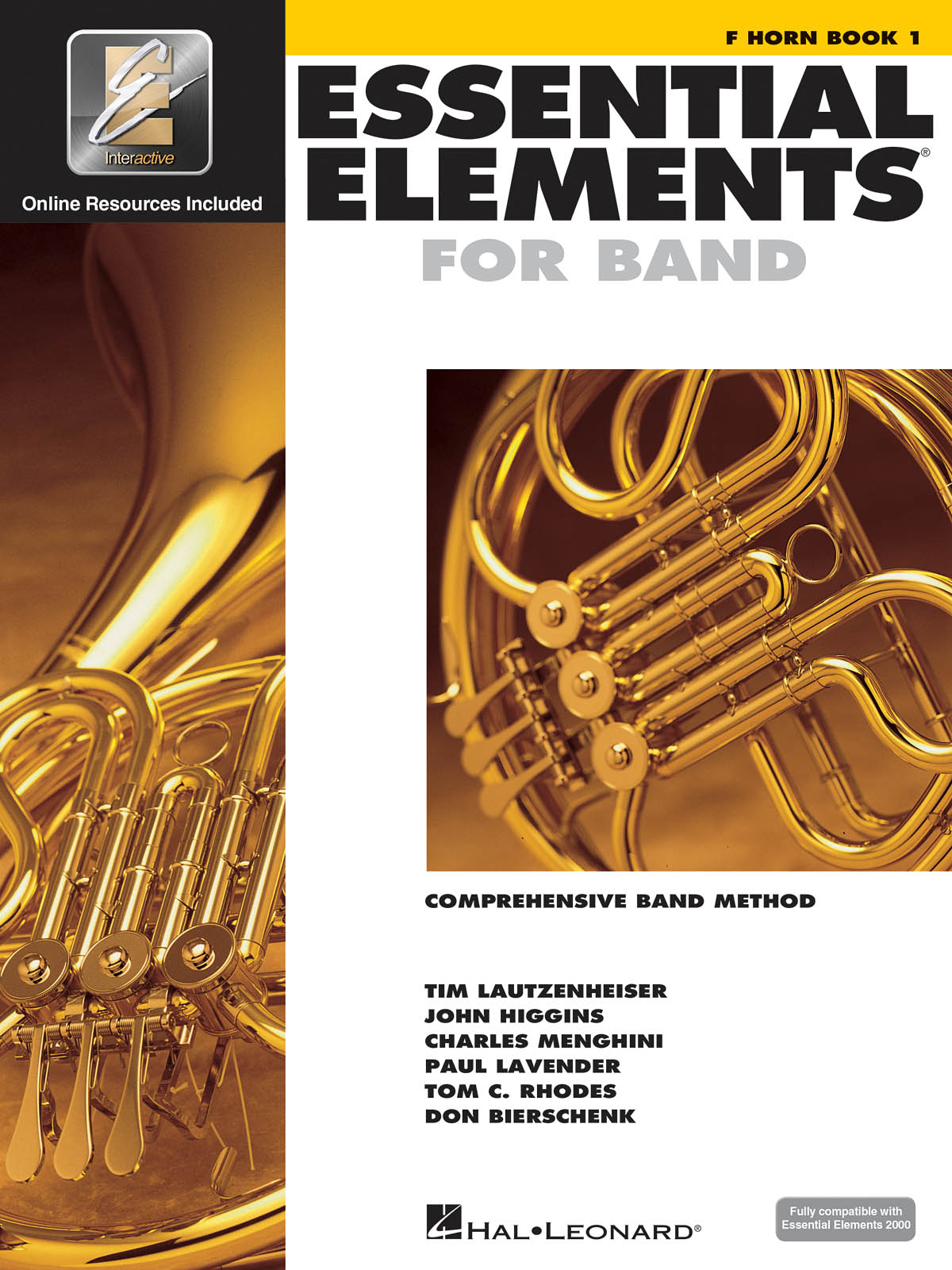 Essential Elements for Band - Book 1 - French Horn: Concert Band: Instrumental