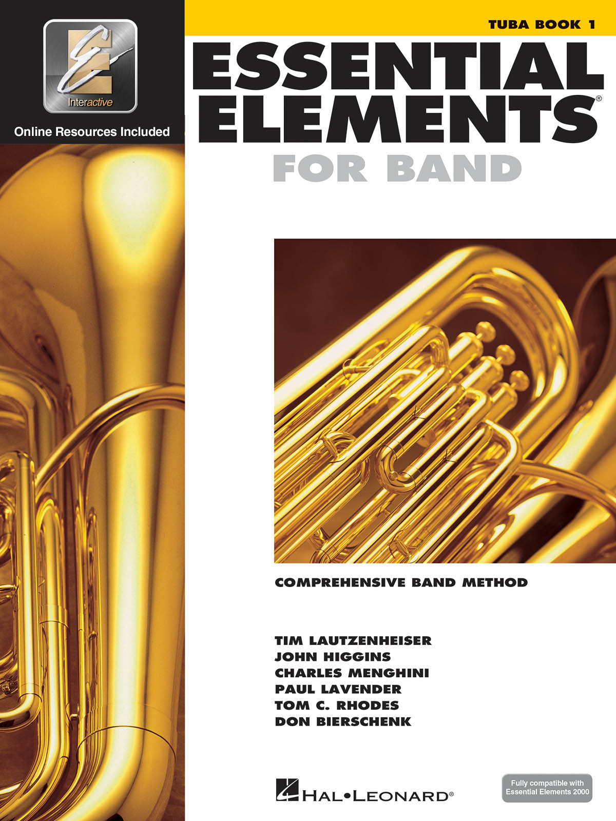 Essential Elements for Band - Book 1 - Tuba: Concert Band: Instrumental Tutor