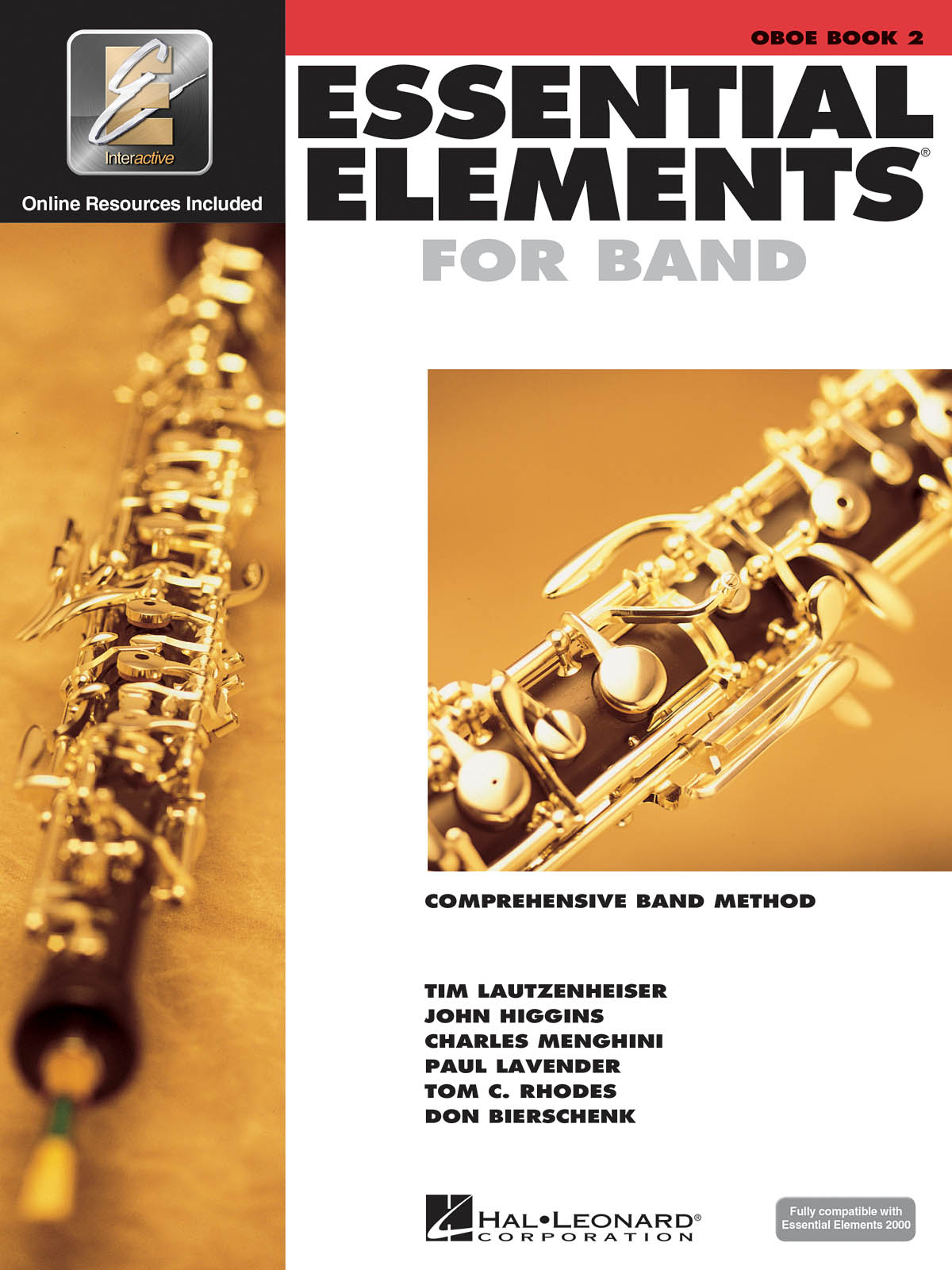 Essential Elements for Band - Book 2 with EEi: Concert Band: Book & Audio