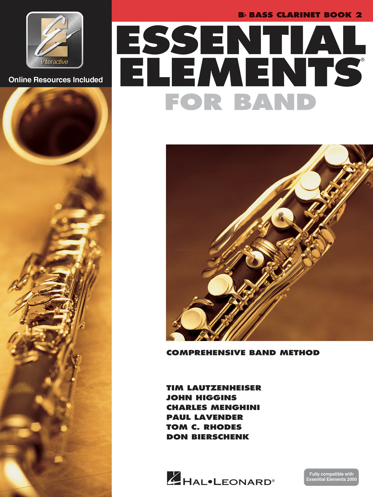 Essential Elements for Band - Book 2 with EEi: Concert Band: Score