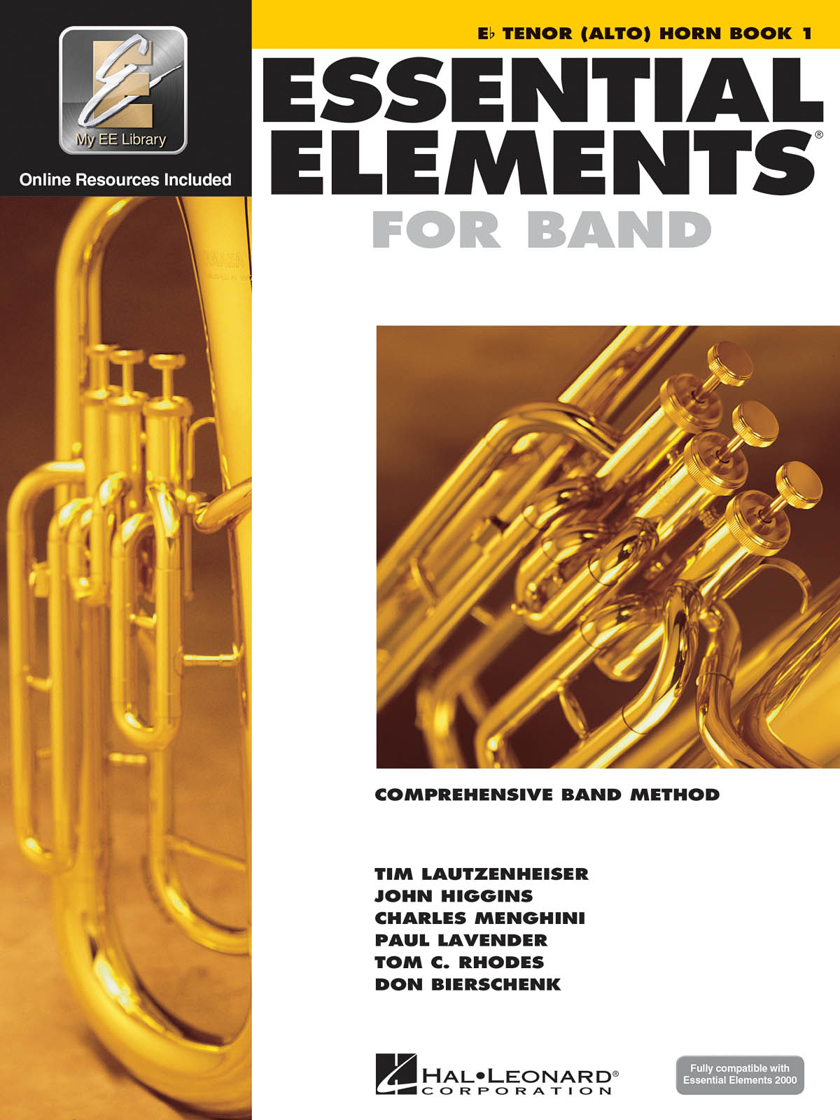 Essential Elements For Band - Book 1 - E Flat Horn: Concert Band: Instrumental