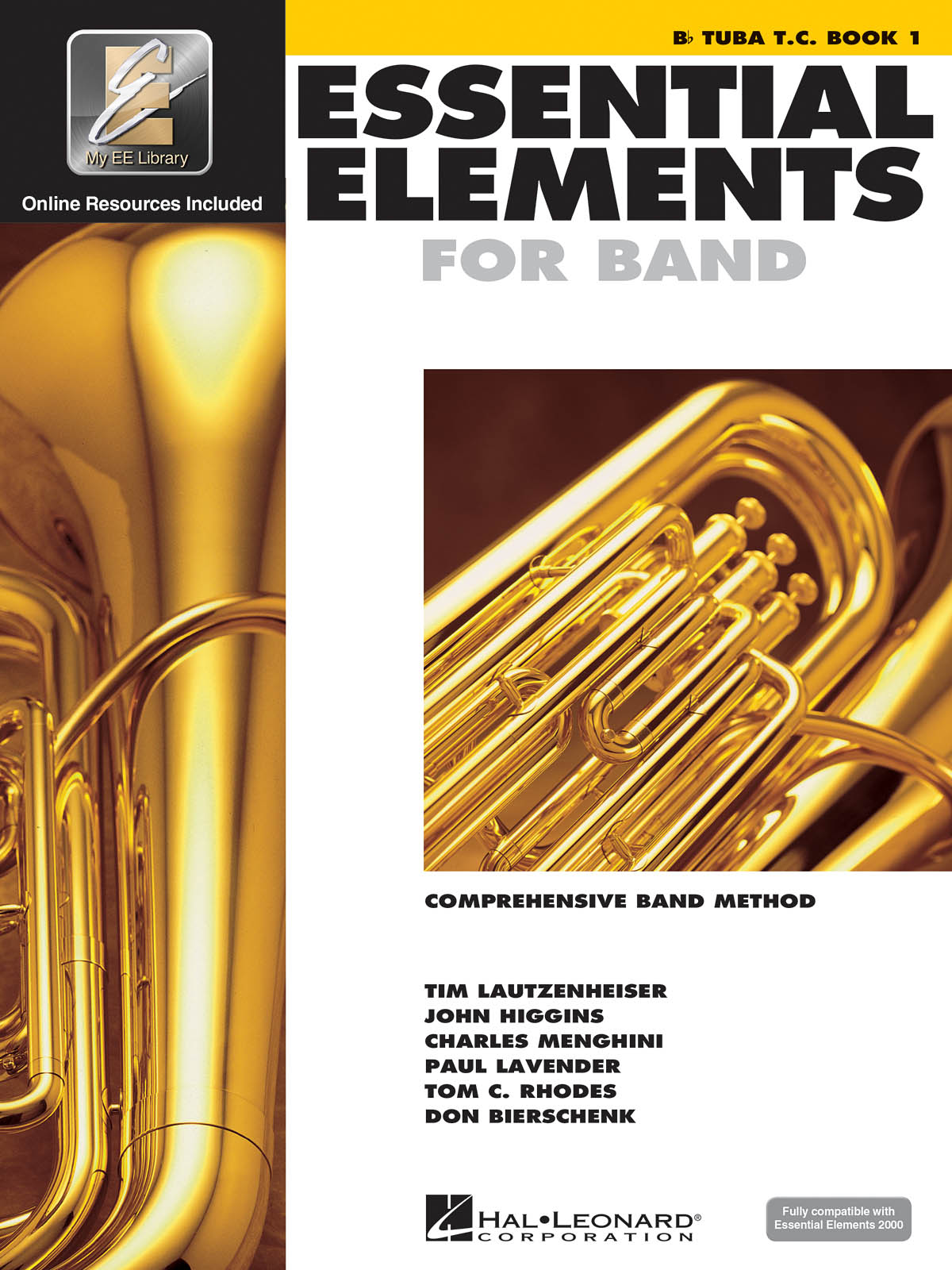 Essential Elements for Band - Book 1 - Bb Bass TC: Concert Band: Instrumental