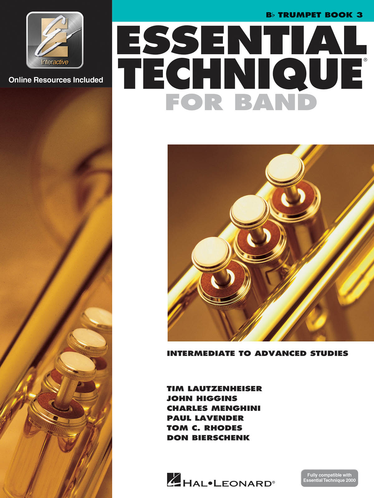 Essential Elements for Band - Book 3 - Trumpet: Trumpet Solo: Score