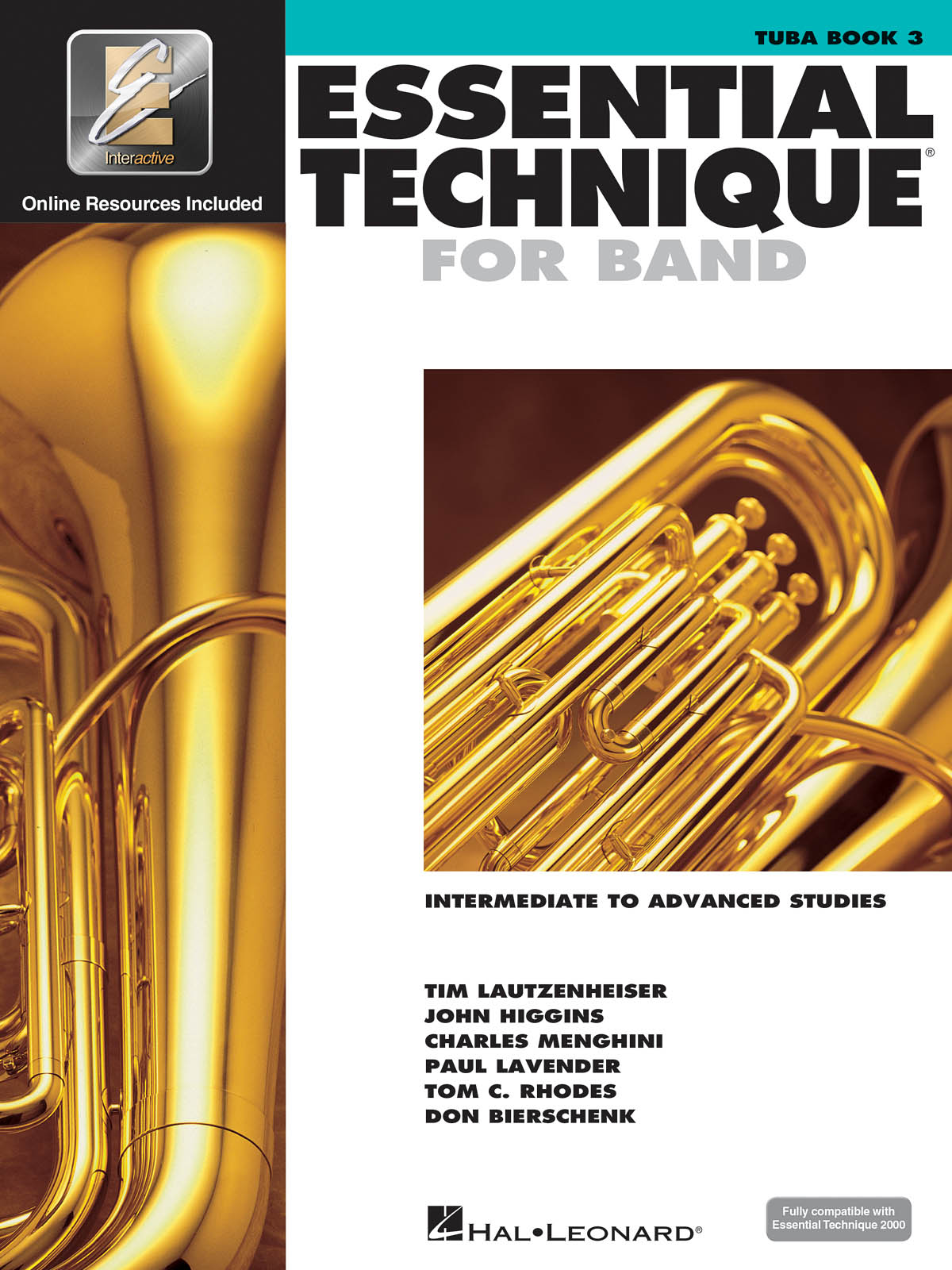 Essential Elements for Band - Book 3 - Tuba: Tuba Solo: Book & Audio