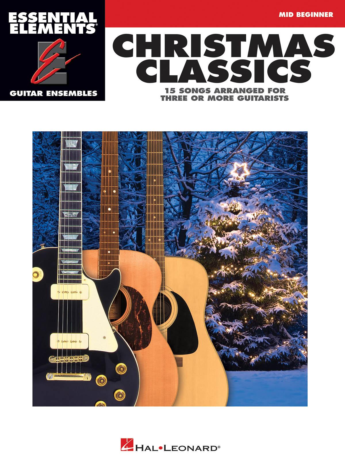 Christmas Classics: Guitar Ensemble: Instrumental Album