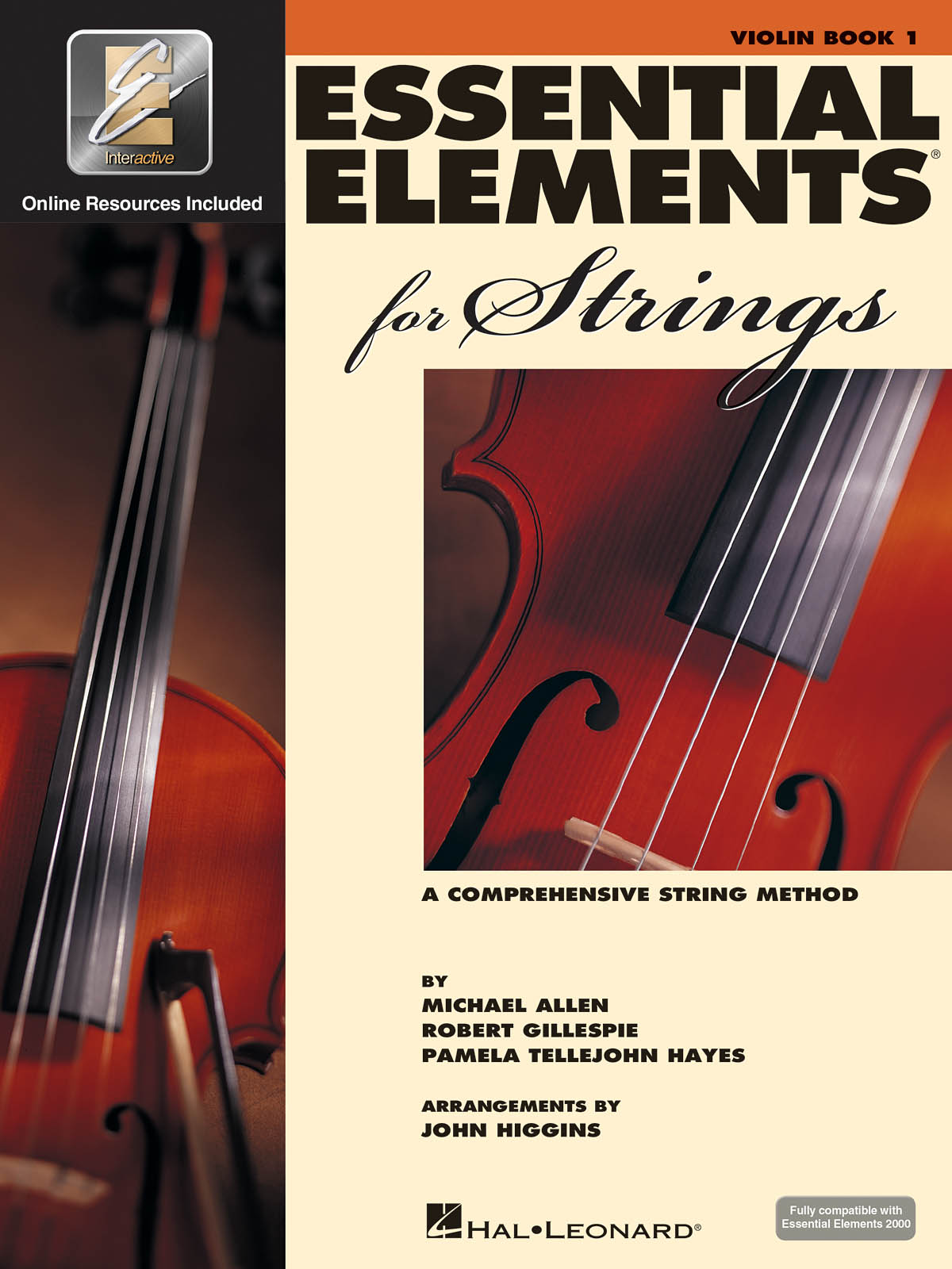 Essential Elements for Strings - Book 1 with EEi: Violin Solo: Instrumental