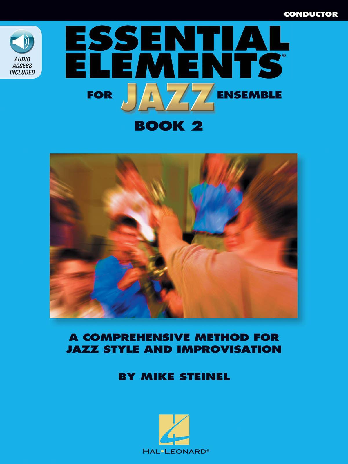 Essential Elements for Jazz Ensemble Book 2: Jazz Ensemble: Score