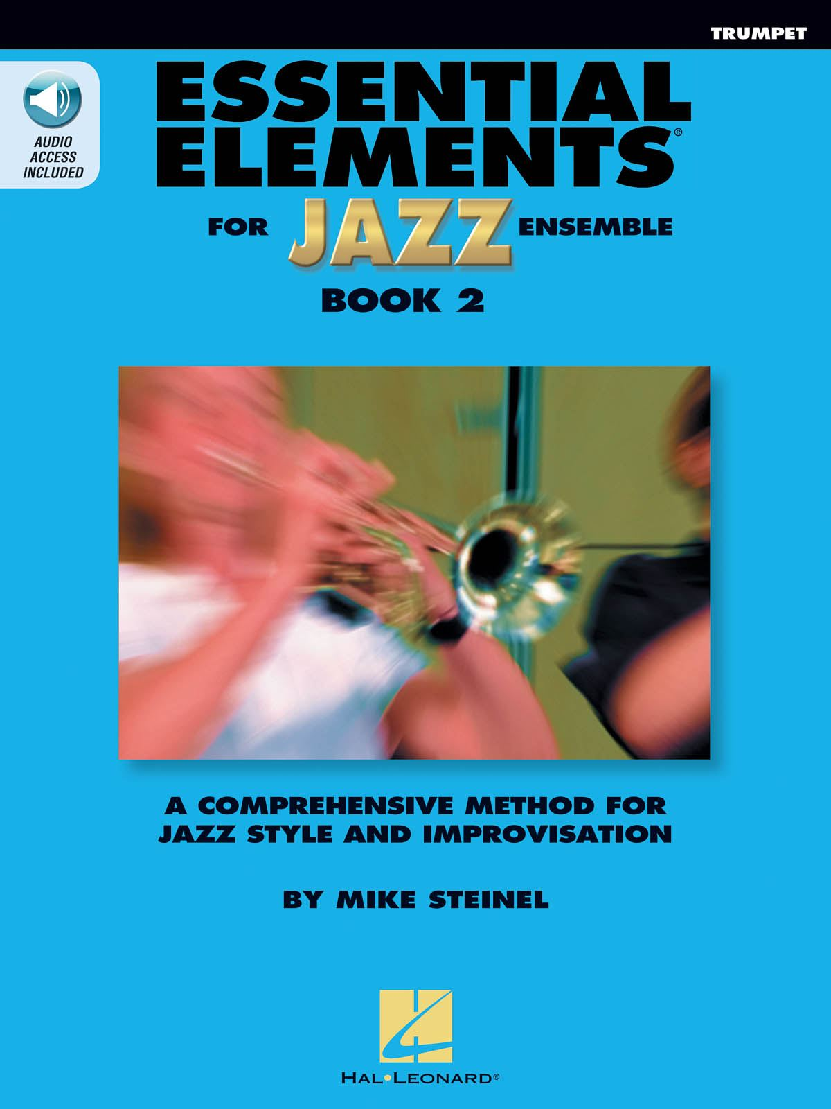 Essential Elements for Jazz Ensemble Book 2: Jazz Ensemble: Instrumental Tutor