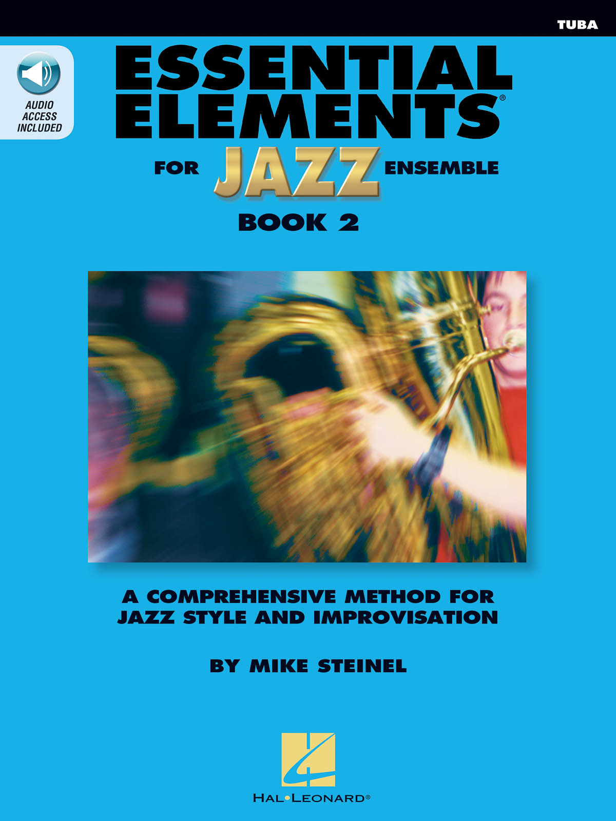 Essential Elements for Jazz Ensemble Book 2: Jazz Ensemble: Instrumental Tutor