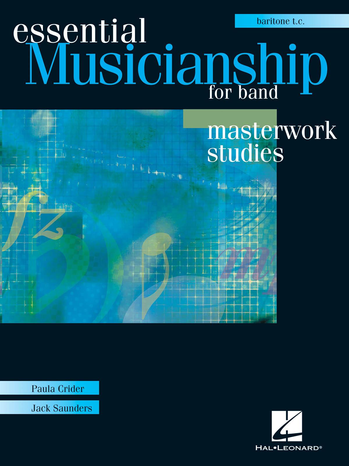 Essential Musicianship for Band: Baritone: Book & CD