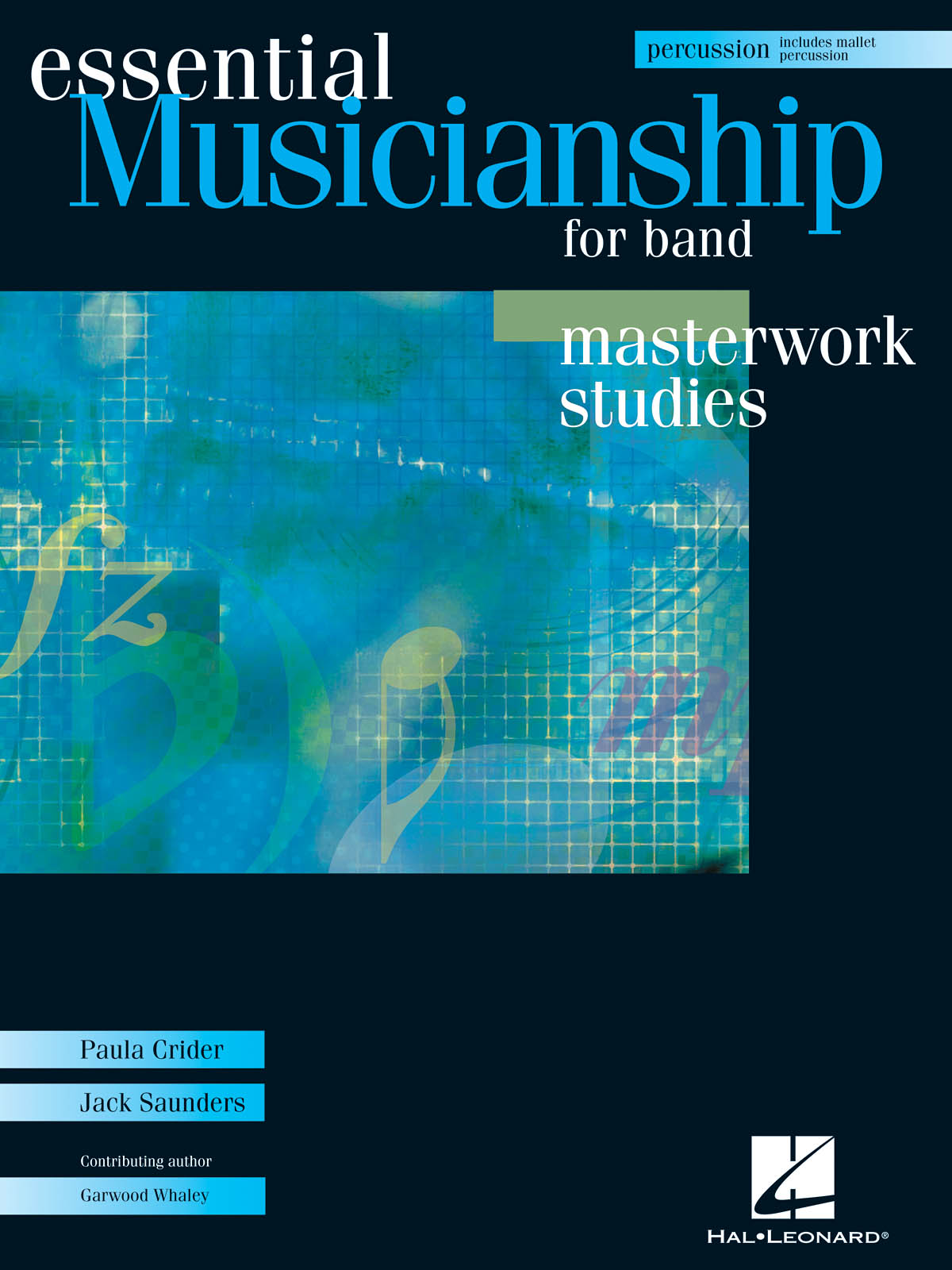 Essential Musicianship for Band: Other Percussion: Book & CD