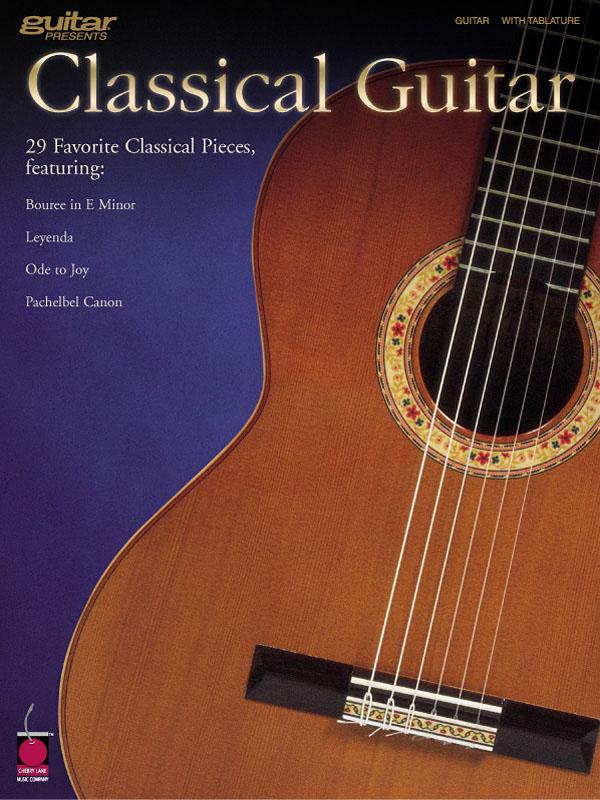 Guitar Presents Classical Guitar: Guitar Solo: Instrumental Album