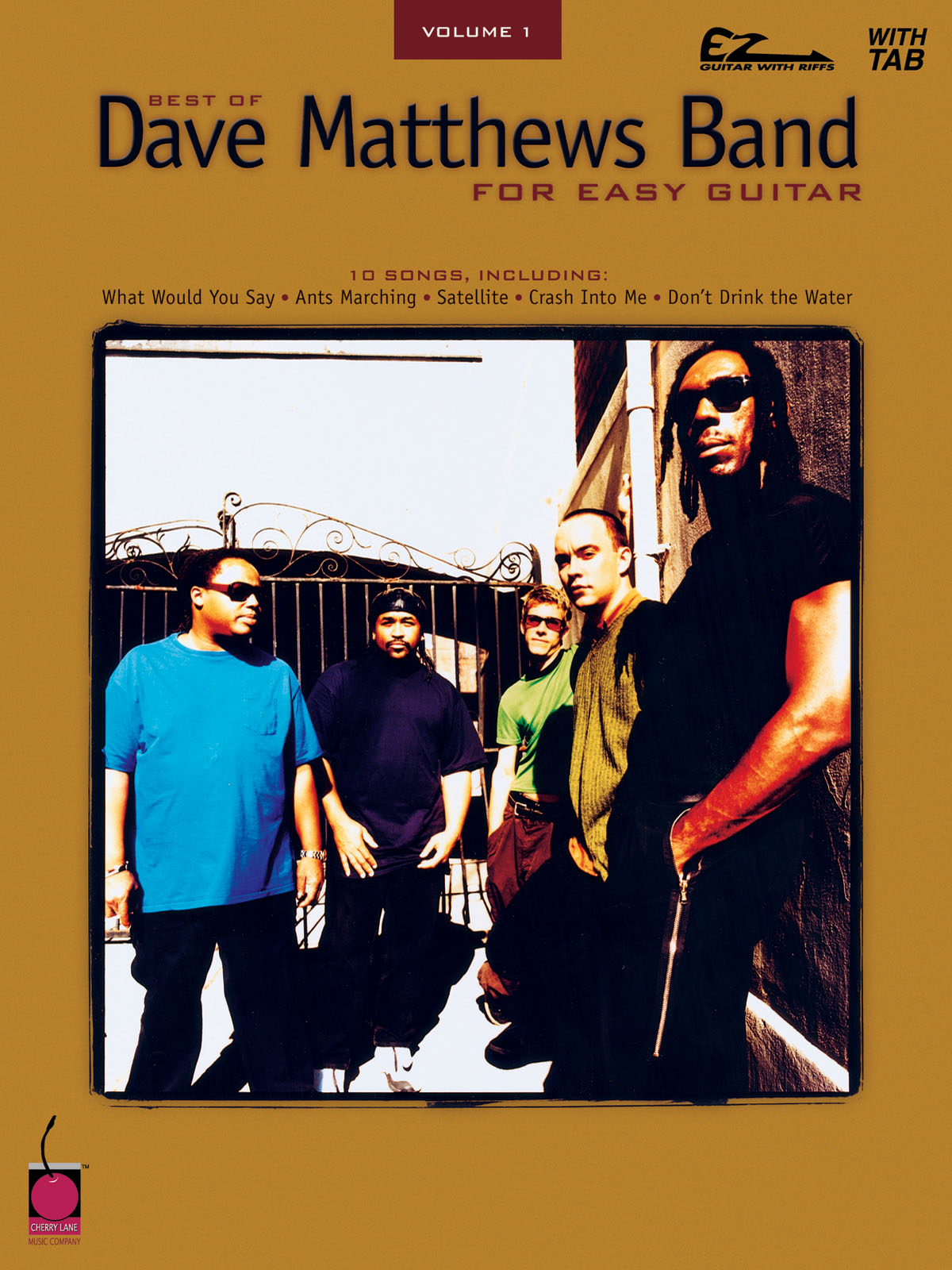 Dave Matthews Band: Best of Dave Matthews Band for Easy Guitar: Guitar Solo: